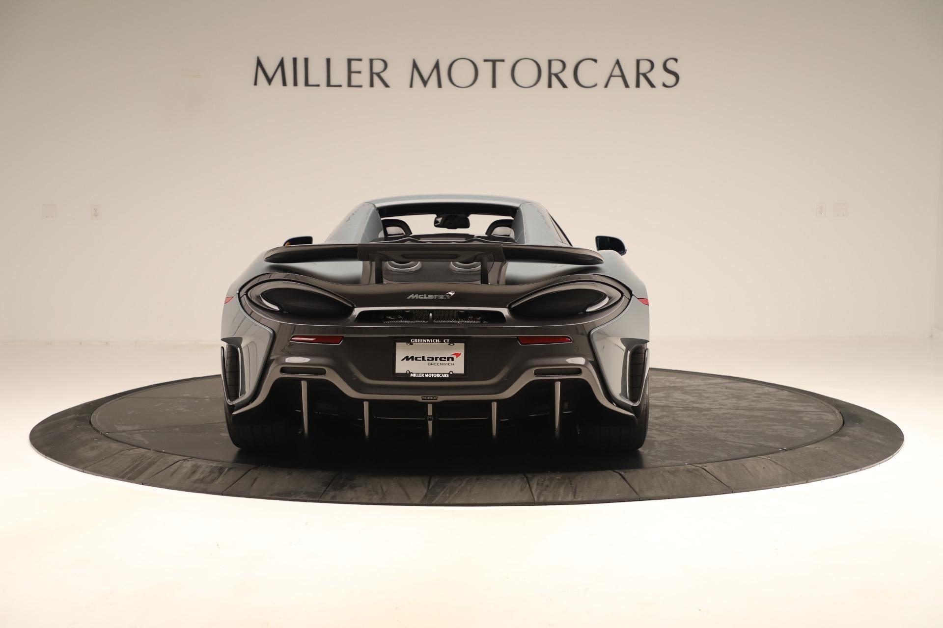 New 2020 McLaren 600LT Spider For Sale In Westport, CT 3498_p17