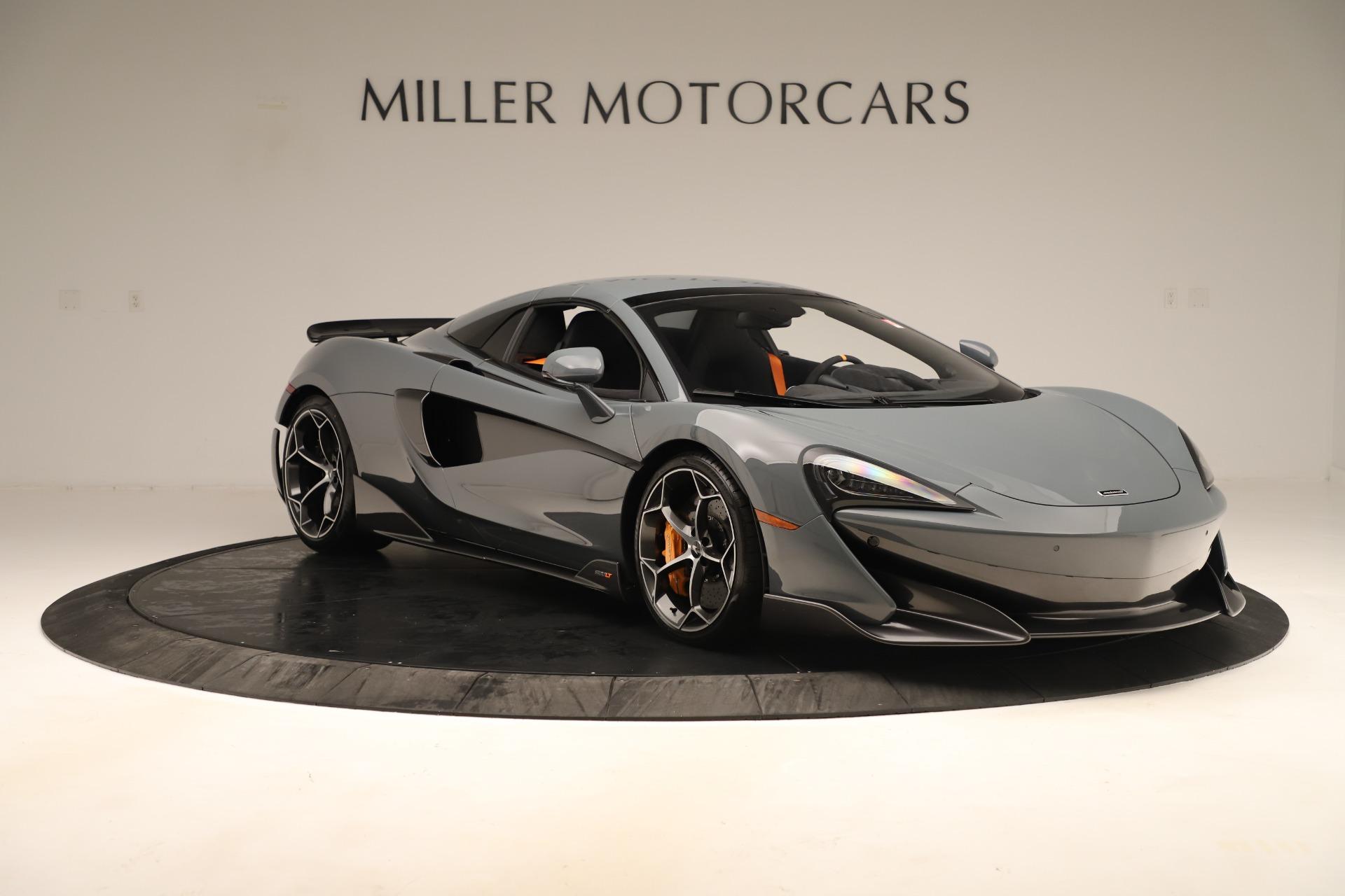 New 2020 McLaren 600LT Spider For Sale In Westport, CT 3498_p20
