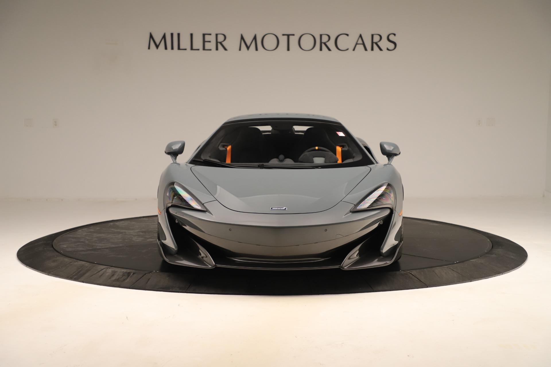 New 2020 McLaren 600LT Spider For Sale In Westport, CT 3498_p21