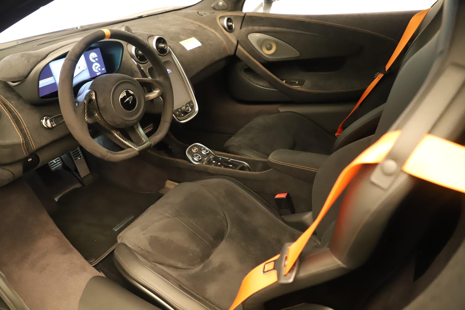 New 2020 McLaren 600LT Spider For Sale In Westport, CT 3498_p22