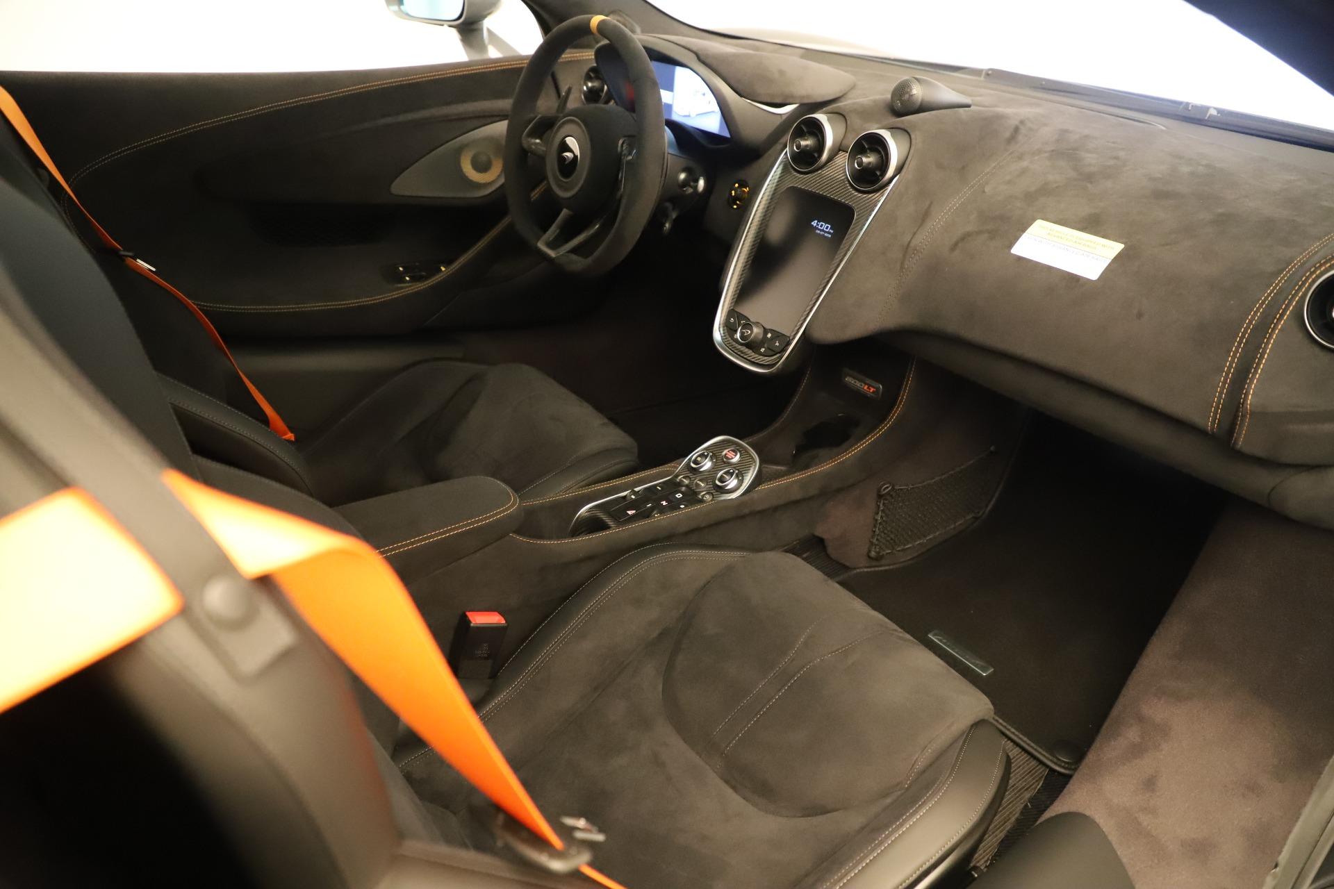 New 2020 McLaren 600LT Spider For Sale In Westport, CT 3498_p25