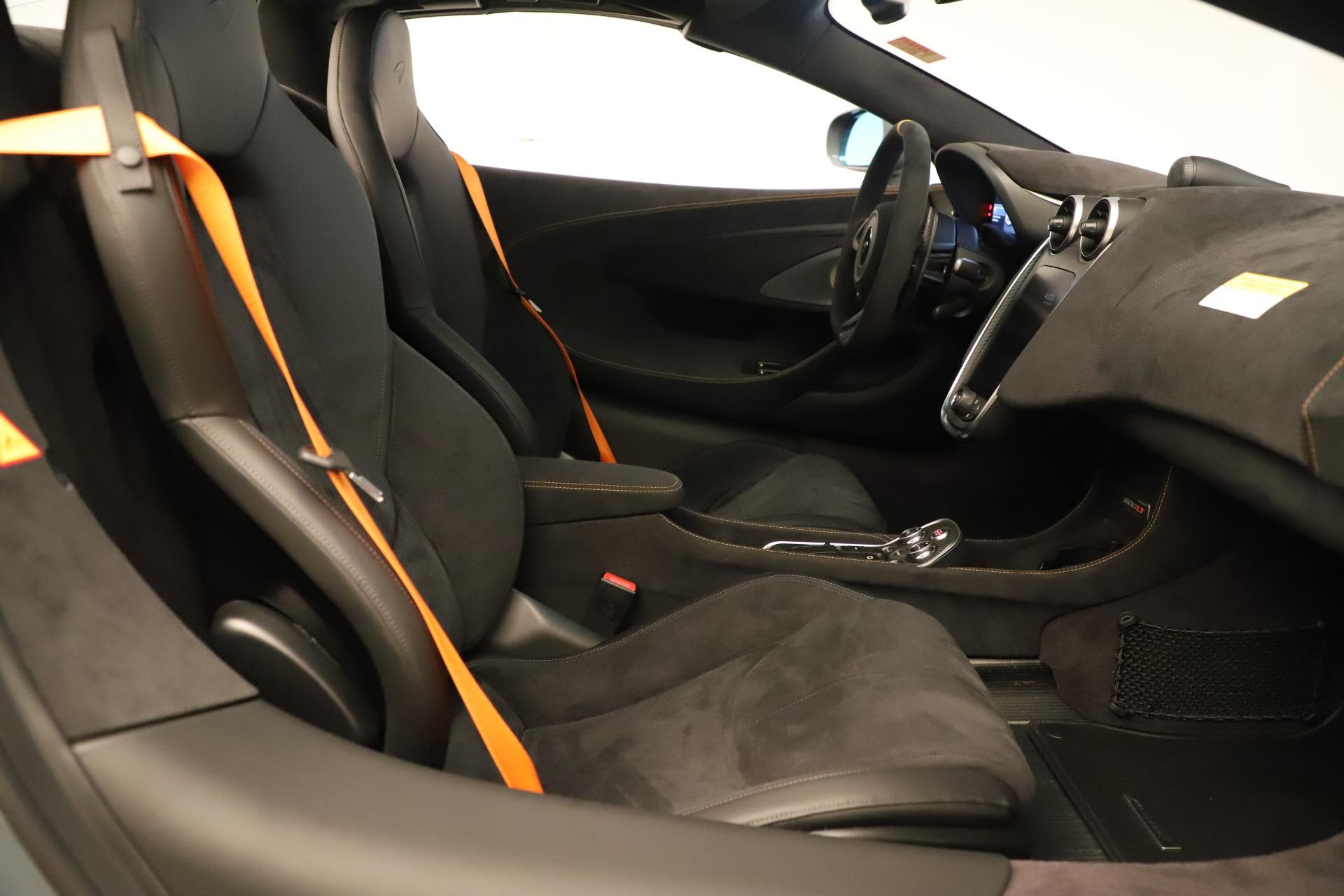 New 2020 McLaren 600LT Spider For Sale In Westport, CT 3498_p26