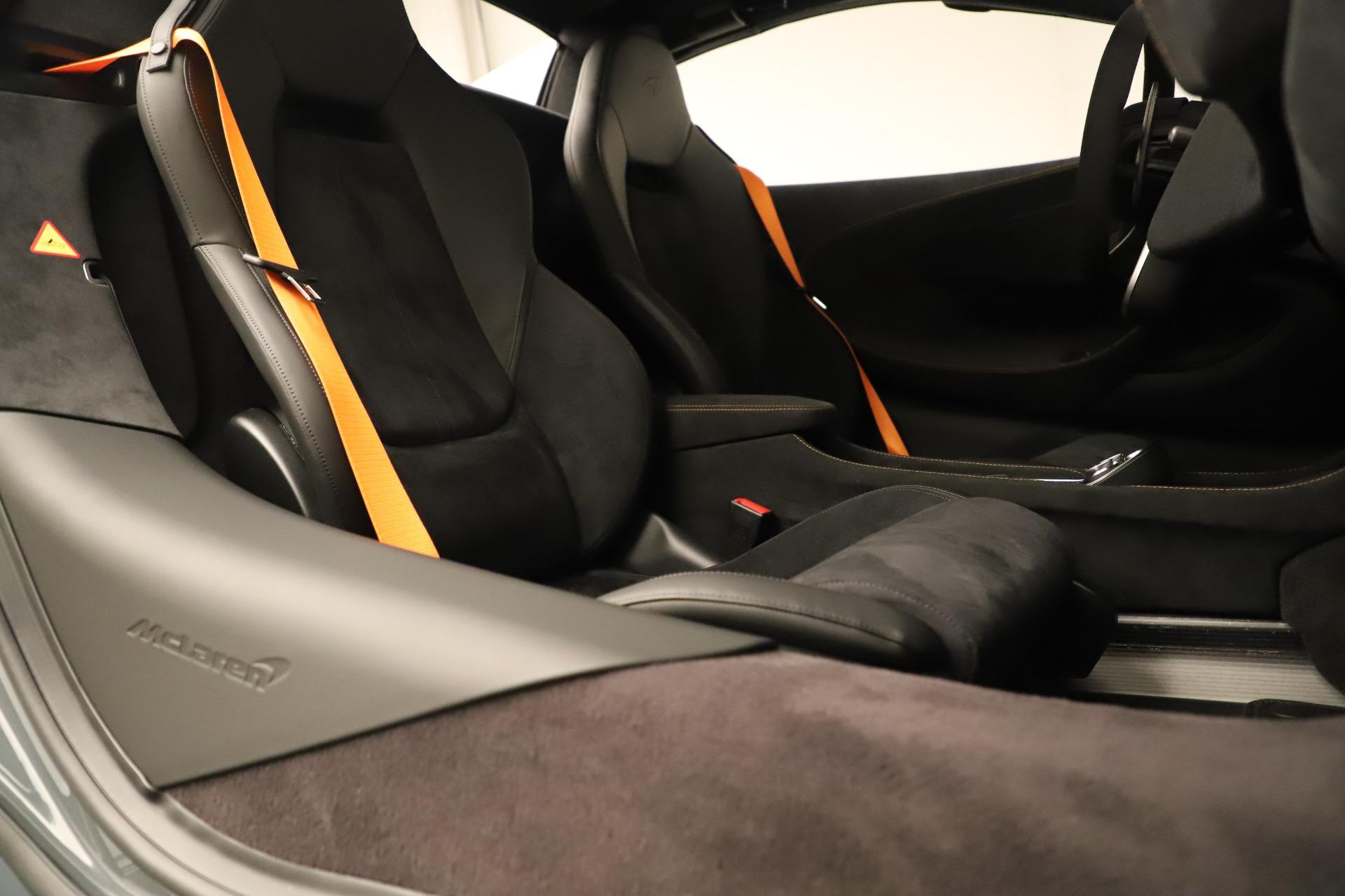 New 2020 McLaren 600LT Spider For Sale In Westport, CT 3498_p27