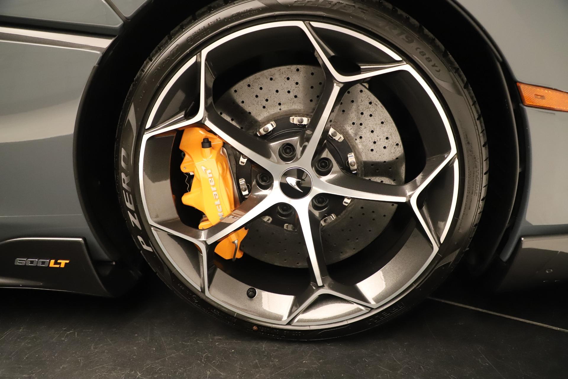 New 2020 McLaren 600LT Spider For Sale In Westport, CT 3498_p28