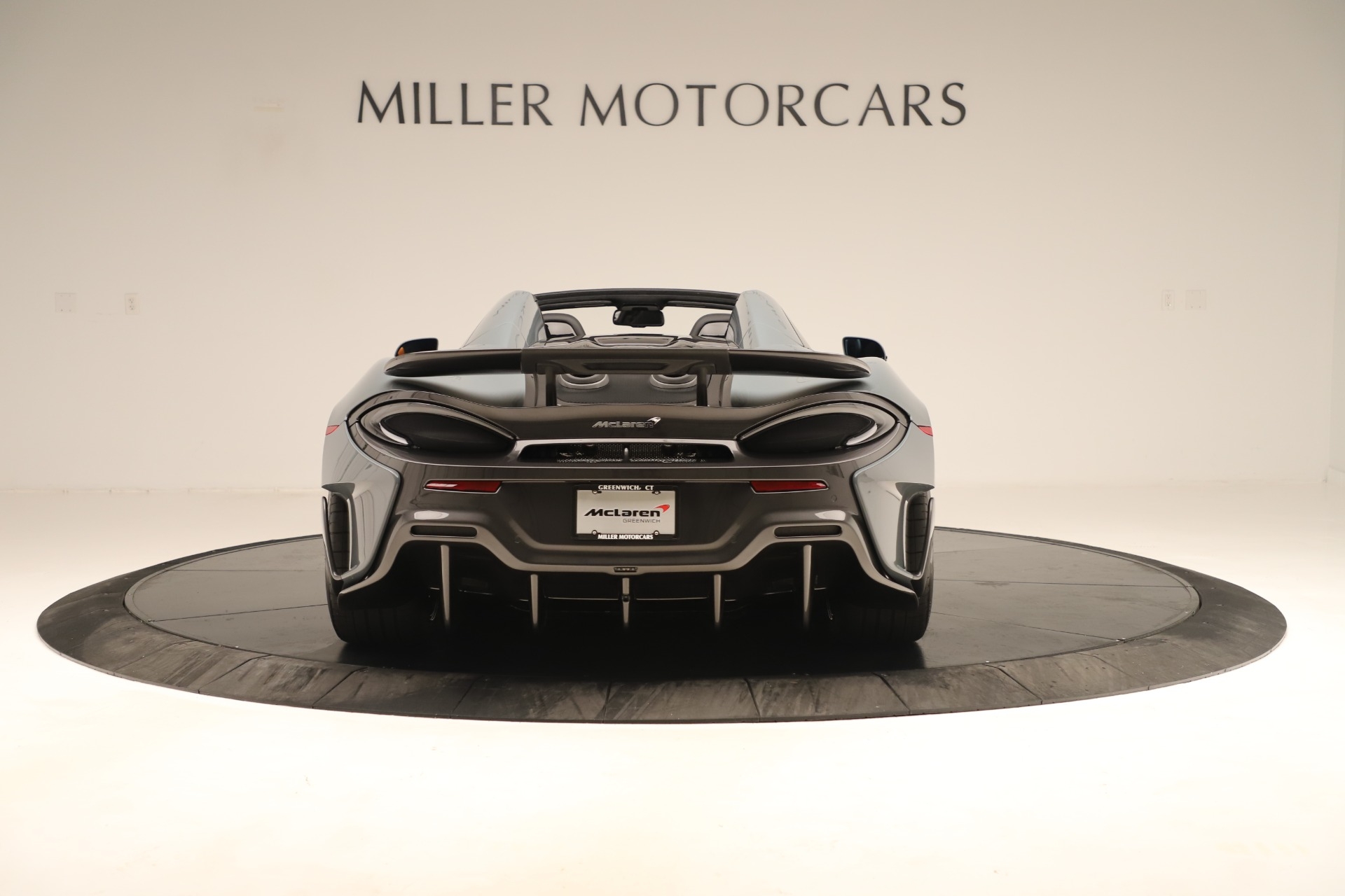 New 2020 McLaren 600LT Spider For Sale In Westport, CT 3498_p5