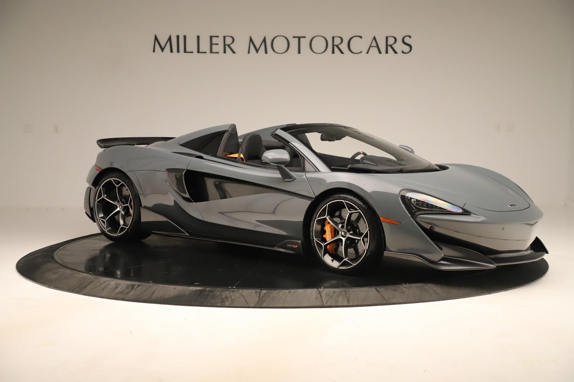 New 2020 McLaren 600LT Spider For Sale In Westport, CT 3498_p9
