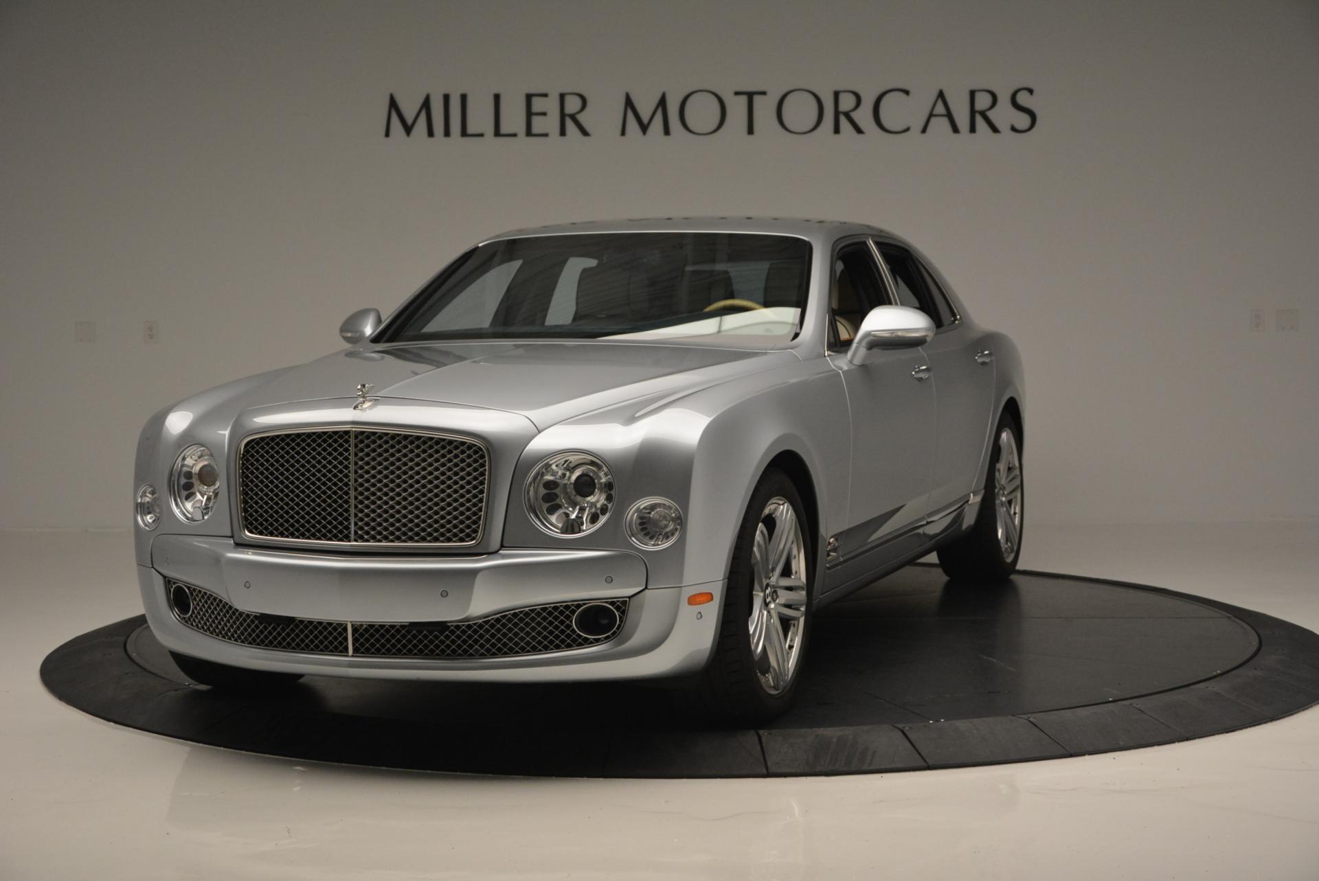 Used 2012 Bentley Mulsanne  For Sale In Westport, CT 35_main