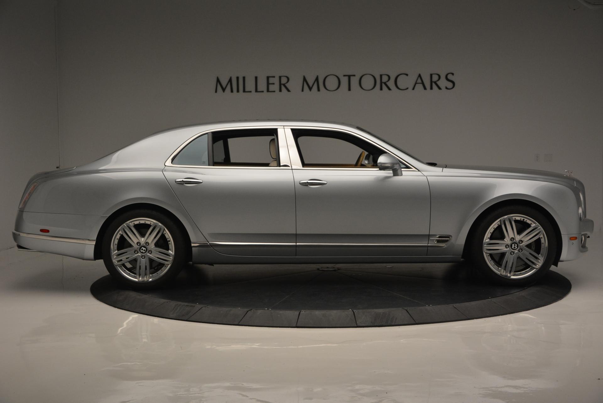 Used 2012 Bentley Mulsanne  For Sale In Westport, CT 35_p10