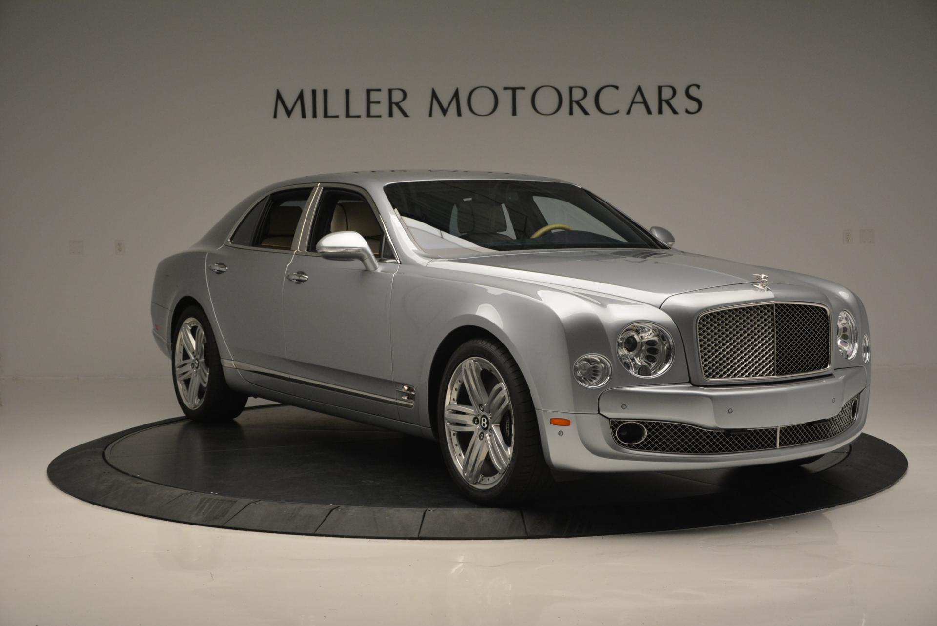 Used 2012 Bentley Mulsanne  For Sale In Westport, CT 35_p12