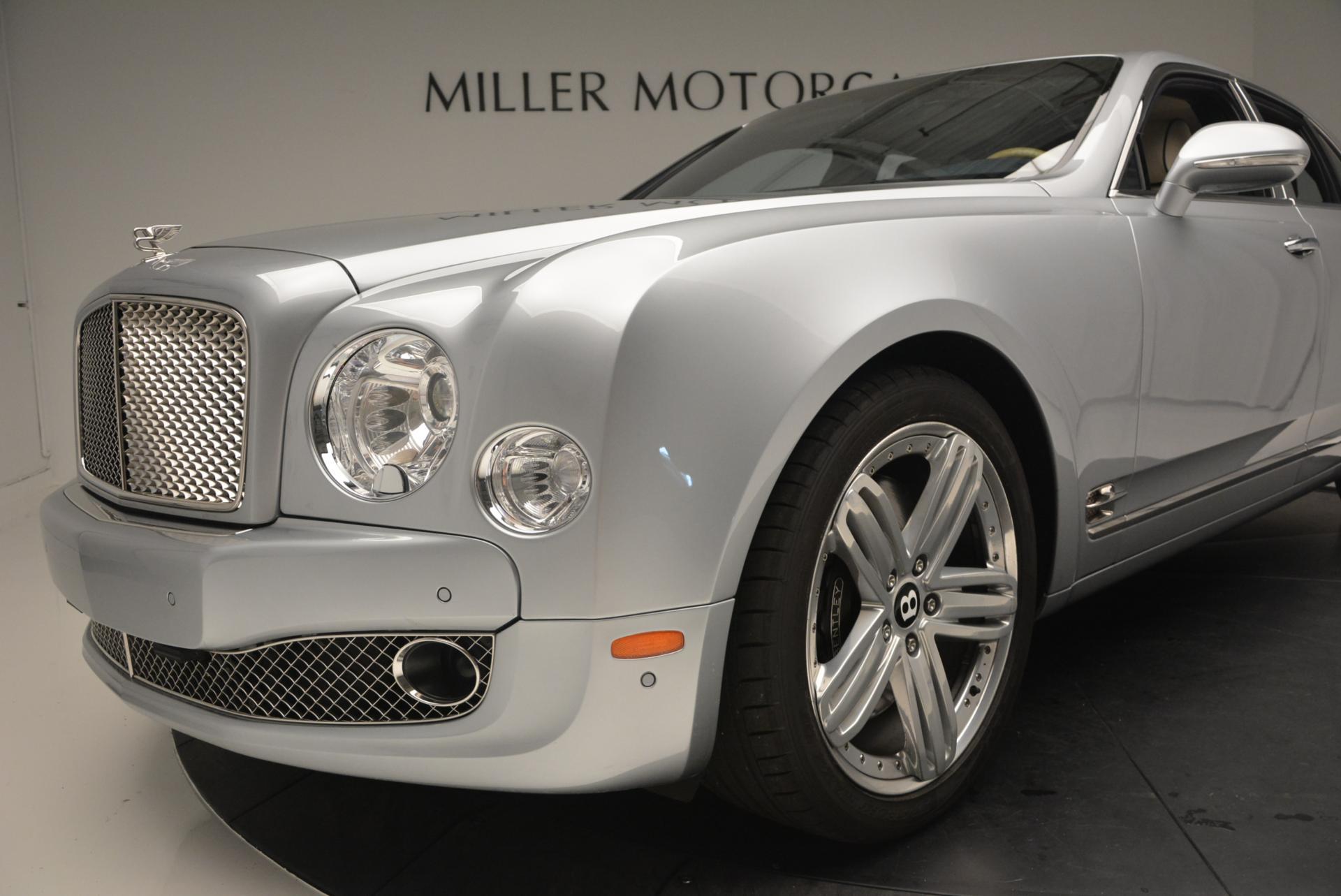 Used 2012 Bentley Mulsanne  For Sale In Westport, CT 35_p15