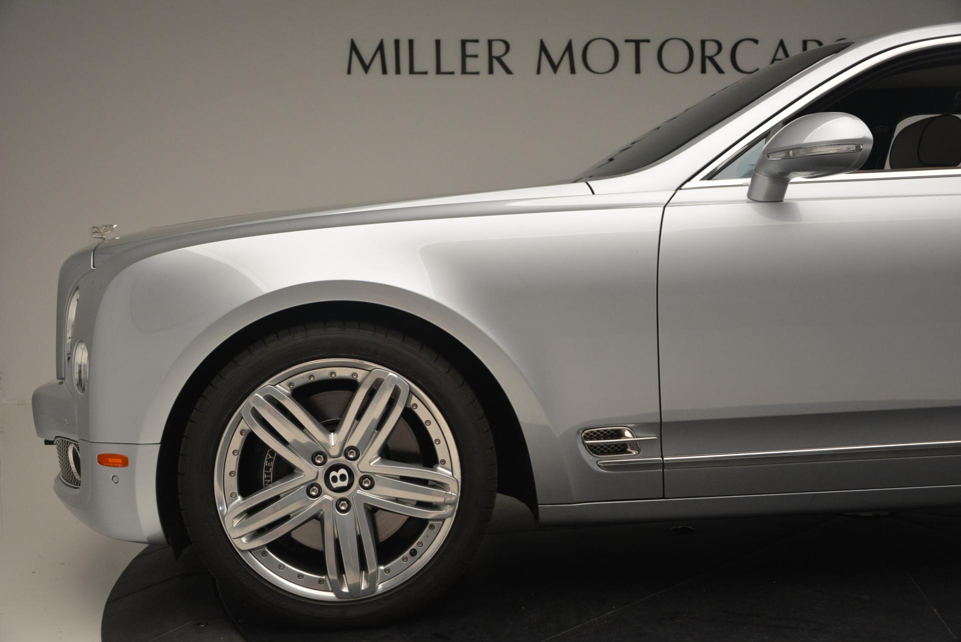 Used 2012 Bentley Mulsanne  For Sale In Westport, CT 35_p16