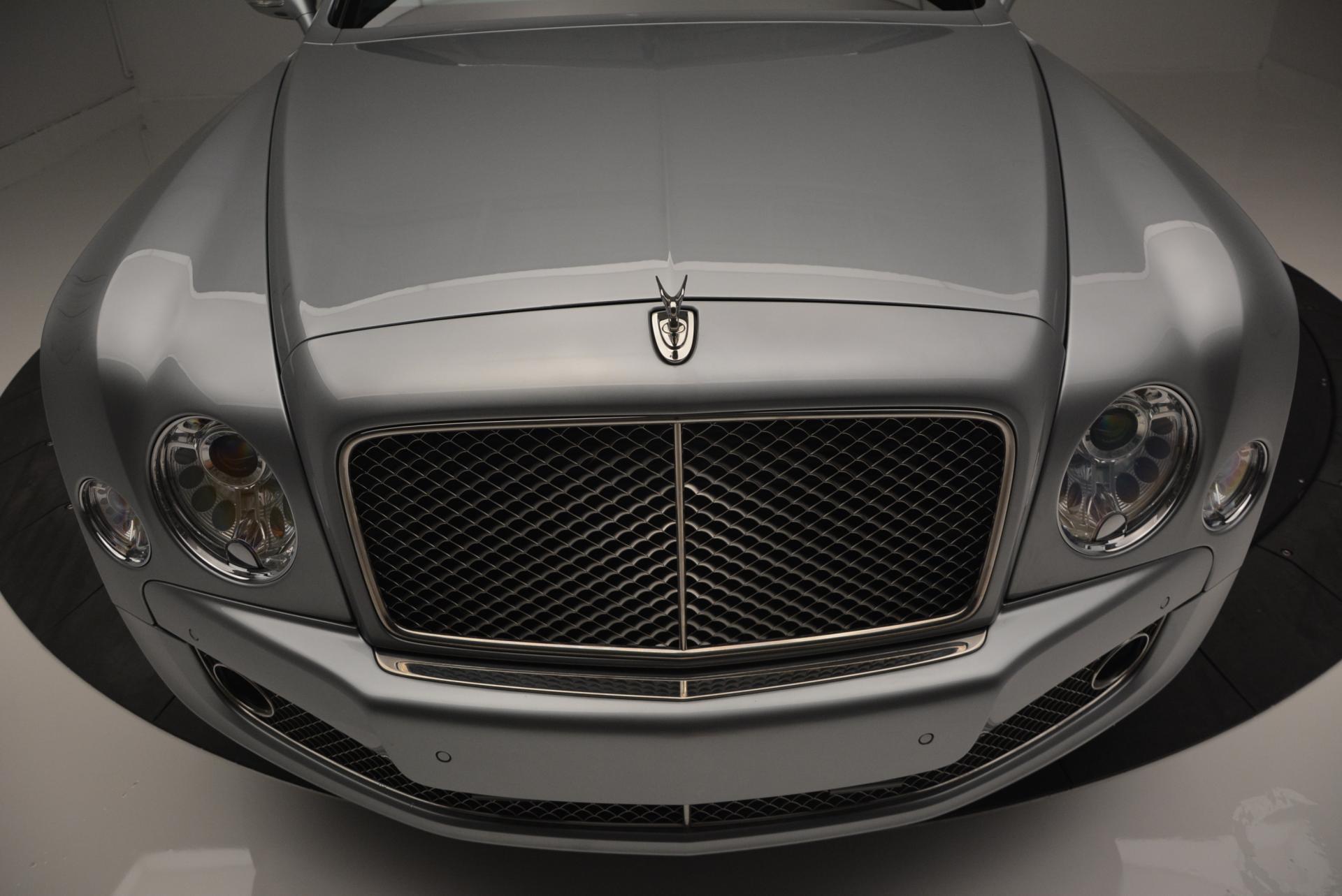 Used 2012 Bentley Mulsanne  For Sale In Westport, CT 35_p17