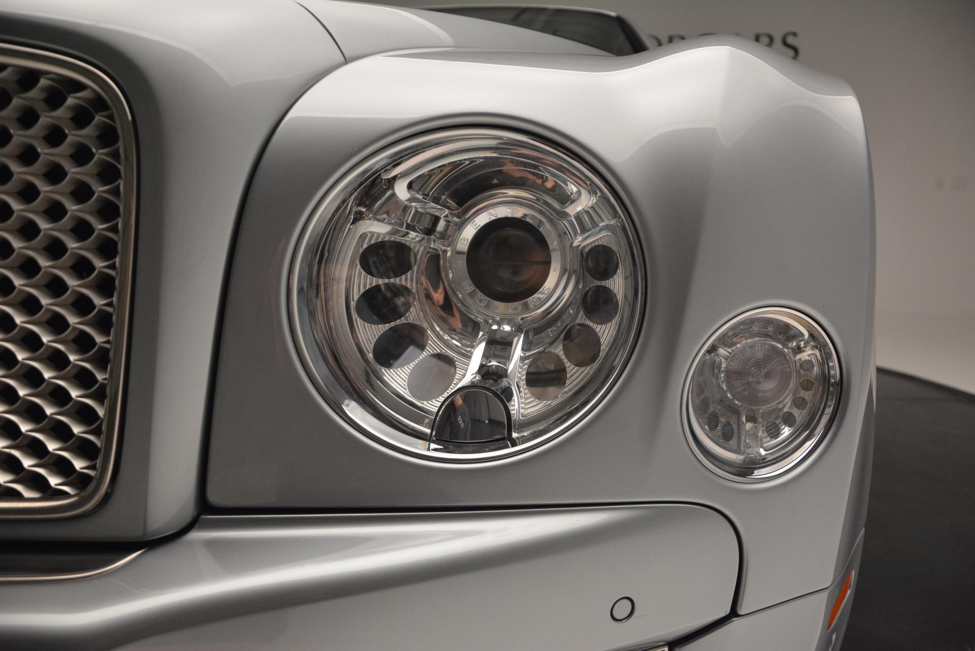 Used 2012 Bentley Mulsanne  For Sale In Westport, CT 35_p18