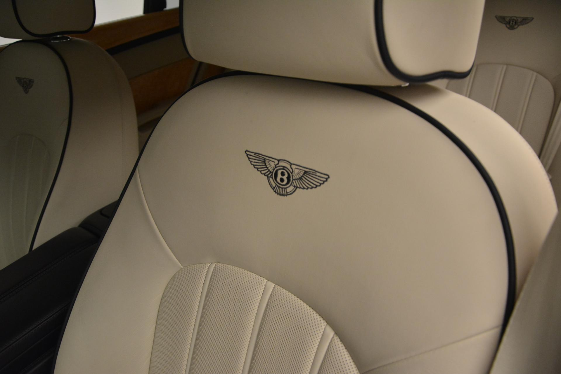 Used 2012 Bentley Mulsanne  For Sale In Westport, CT 35_p27