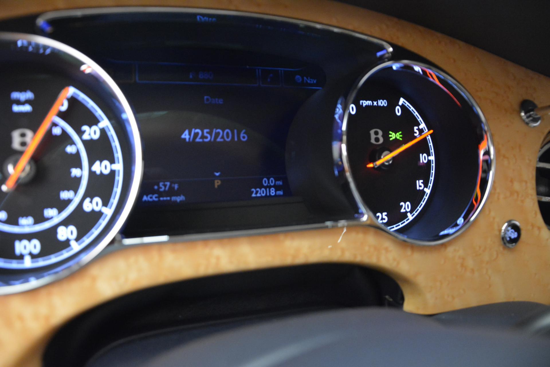 Used 2012 Bentley Mulsanne  For Sale In Westport, CT 35_p29