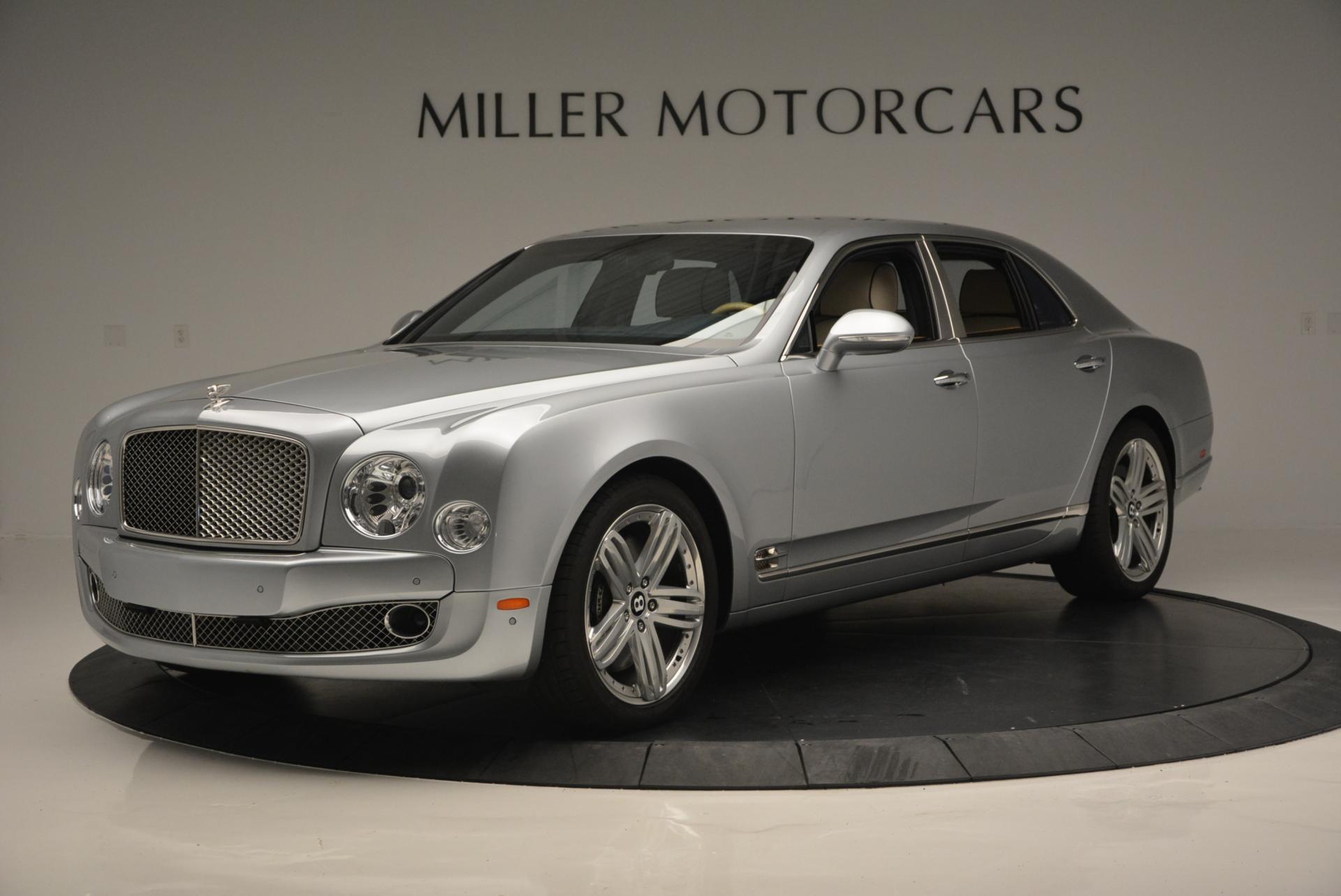 Used 2012 Bentley Mulsanne  For Sale In Westport, CT 35_p2