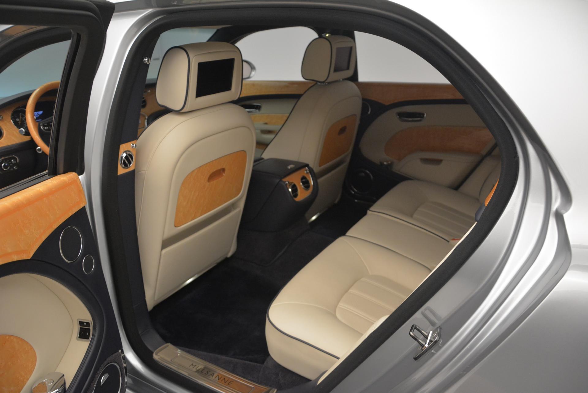 Used 2012 Bentley Mulsanne  For Sale In Westport, CT 35_p33