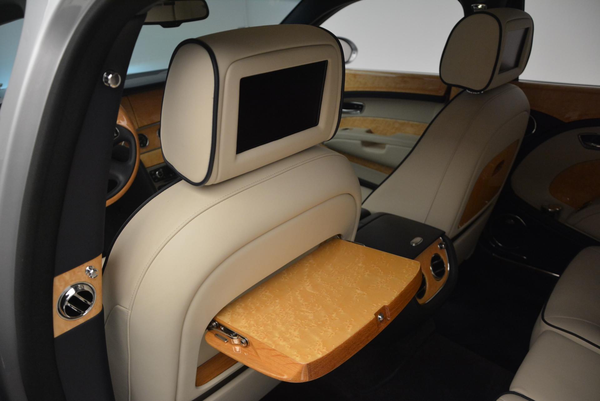 Used 2012 Bentley Mulsanne  For Sale In Westport, CT 35_p34