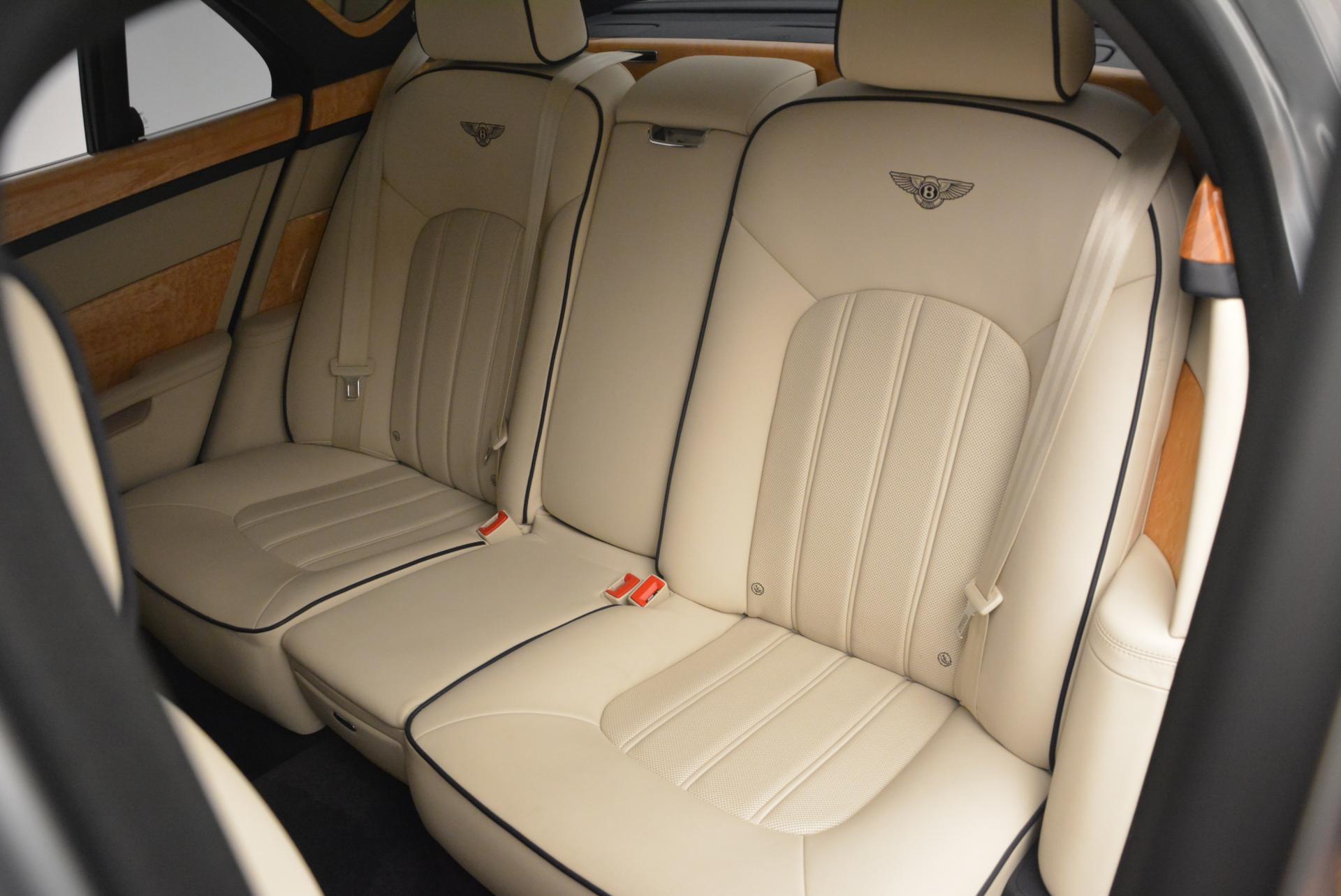 Used 2012 Bentley Mulsanne  For Sale In Westport, CT 35_p36