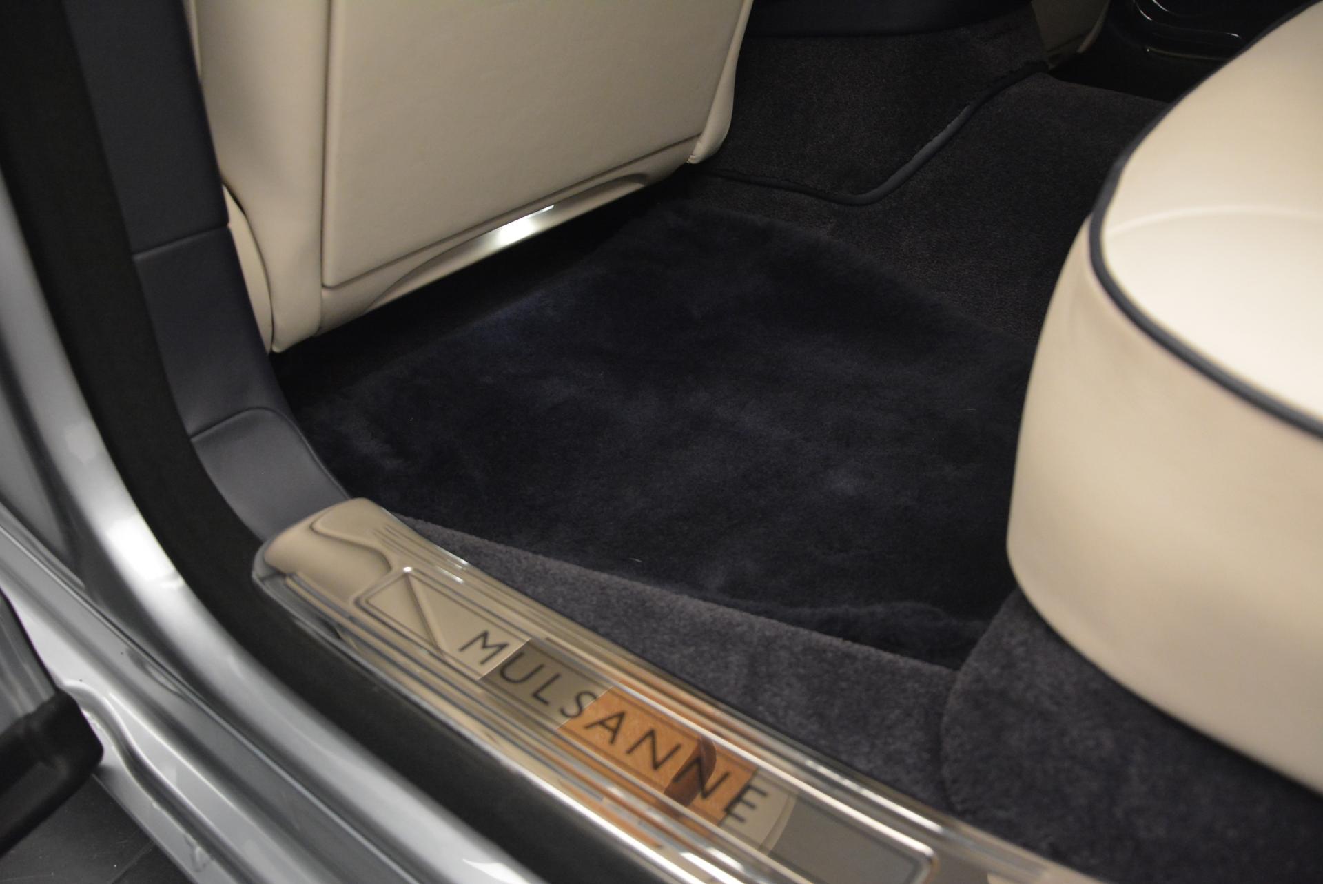 Used 2012 Bentley Mulsanne  For Sale In Westport, CT 35_p39
