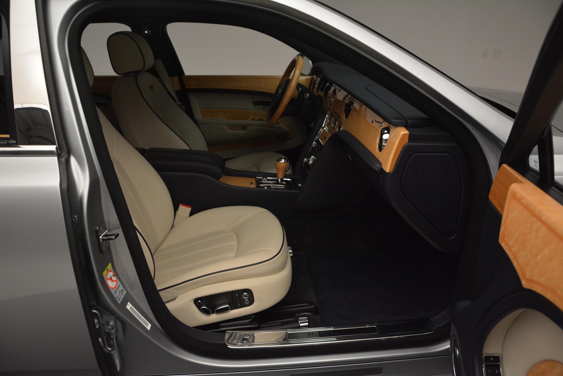 Used 2012 Bentley Mulsanne  For Sale In Westport, CT 35_p41