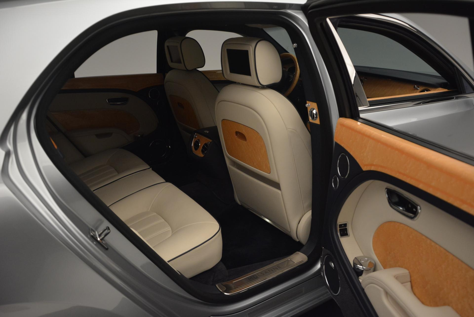 Used 2012 Bentley Mulsanne  For Sale In Westport, CT 35_p43