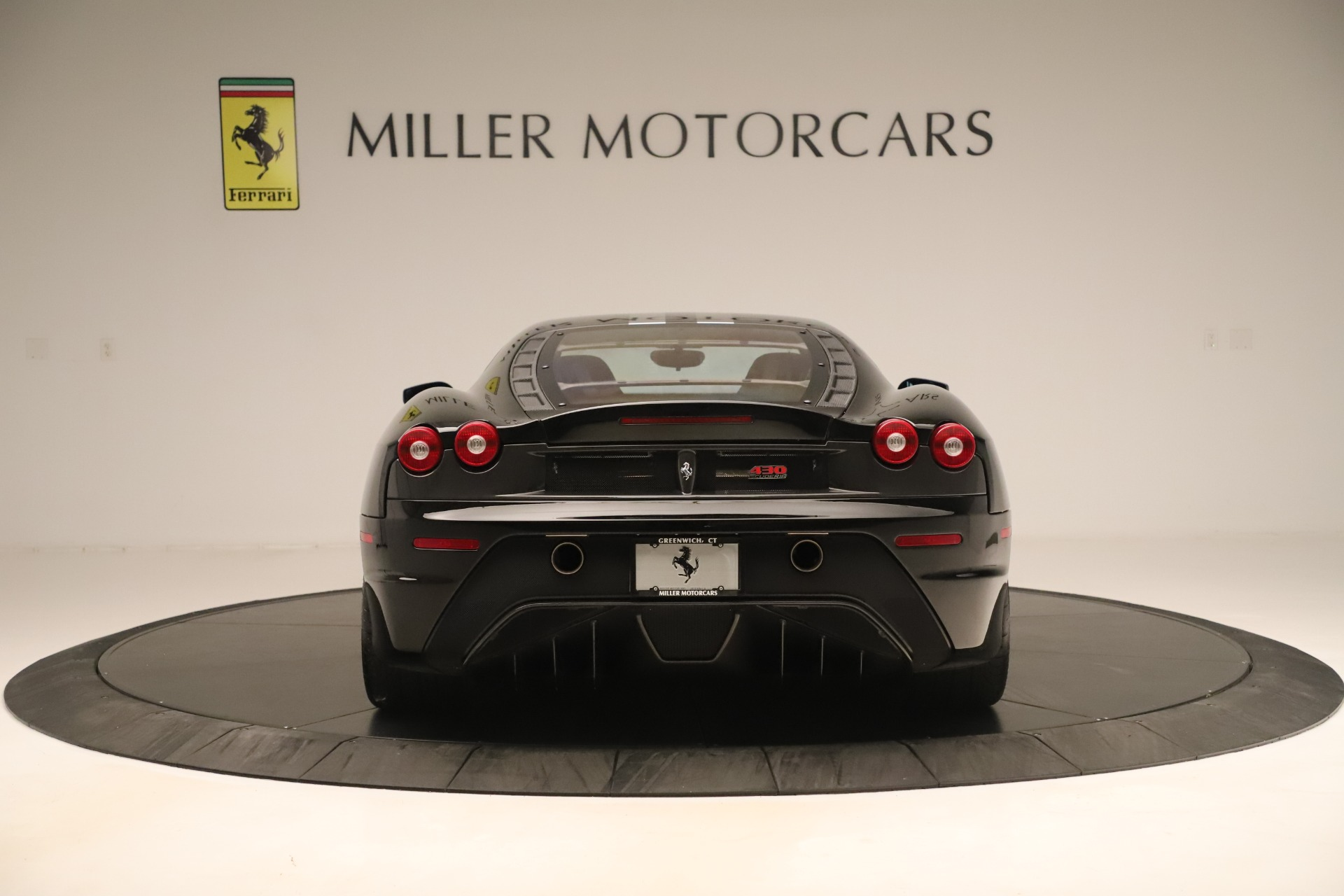 Used 2008 Ferrari 430 Scuderia For Sale In Westport, CT 3500_p6