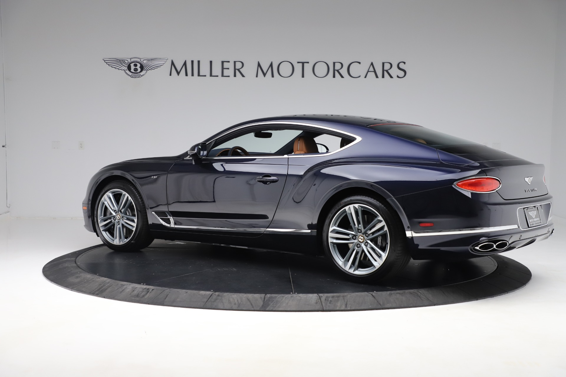 New 2020 Bentley Continental GT V8 For Sale In Westport, CT 3502_p4