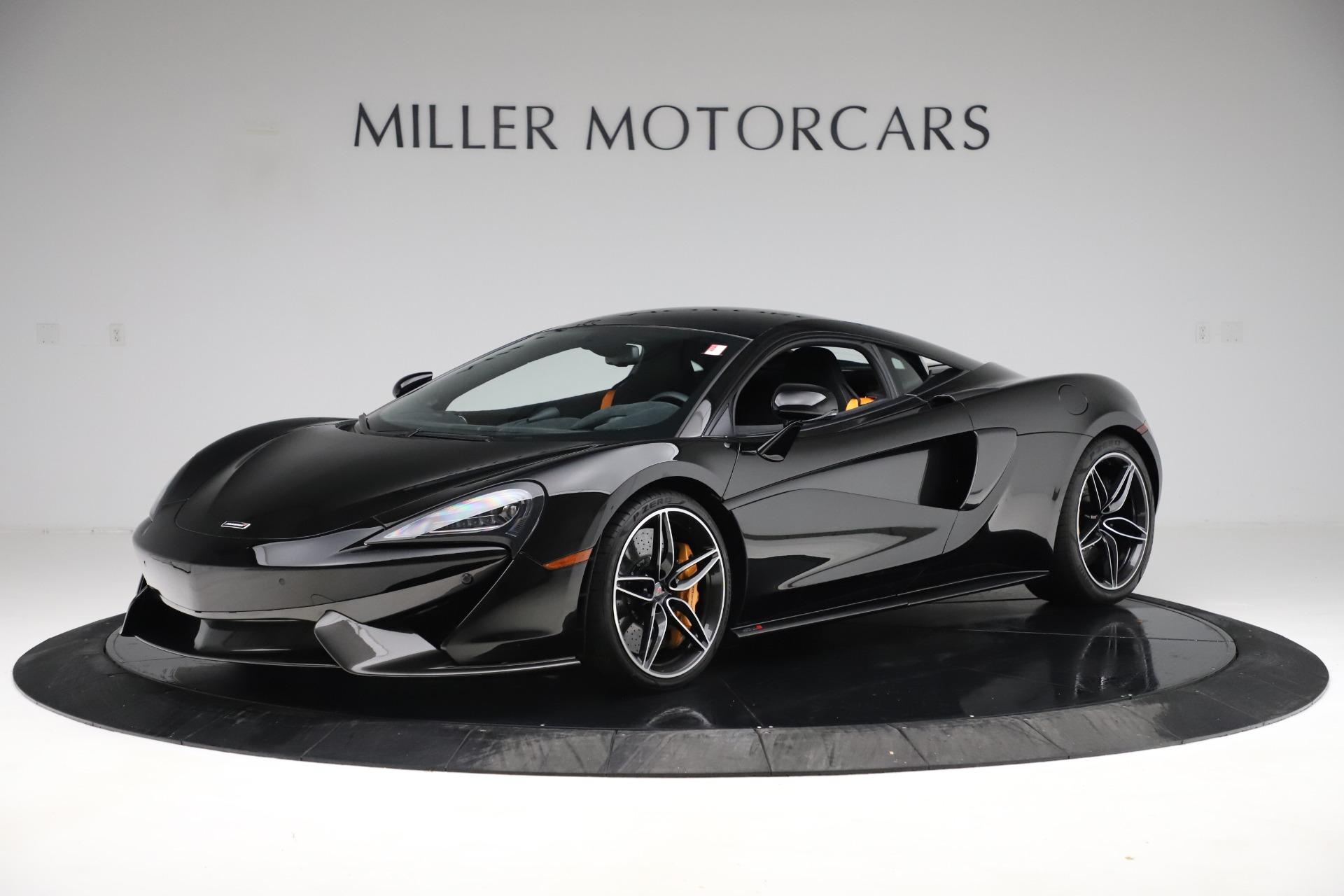 Used 2017 McLaren 570S Coupe For Sale In Westport, CT 3503_main