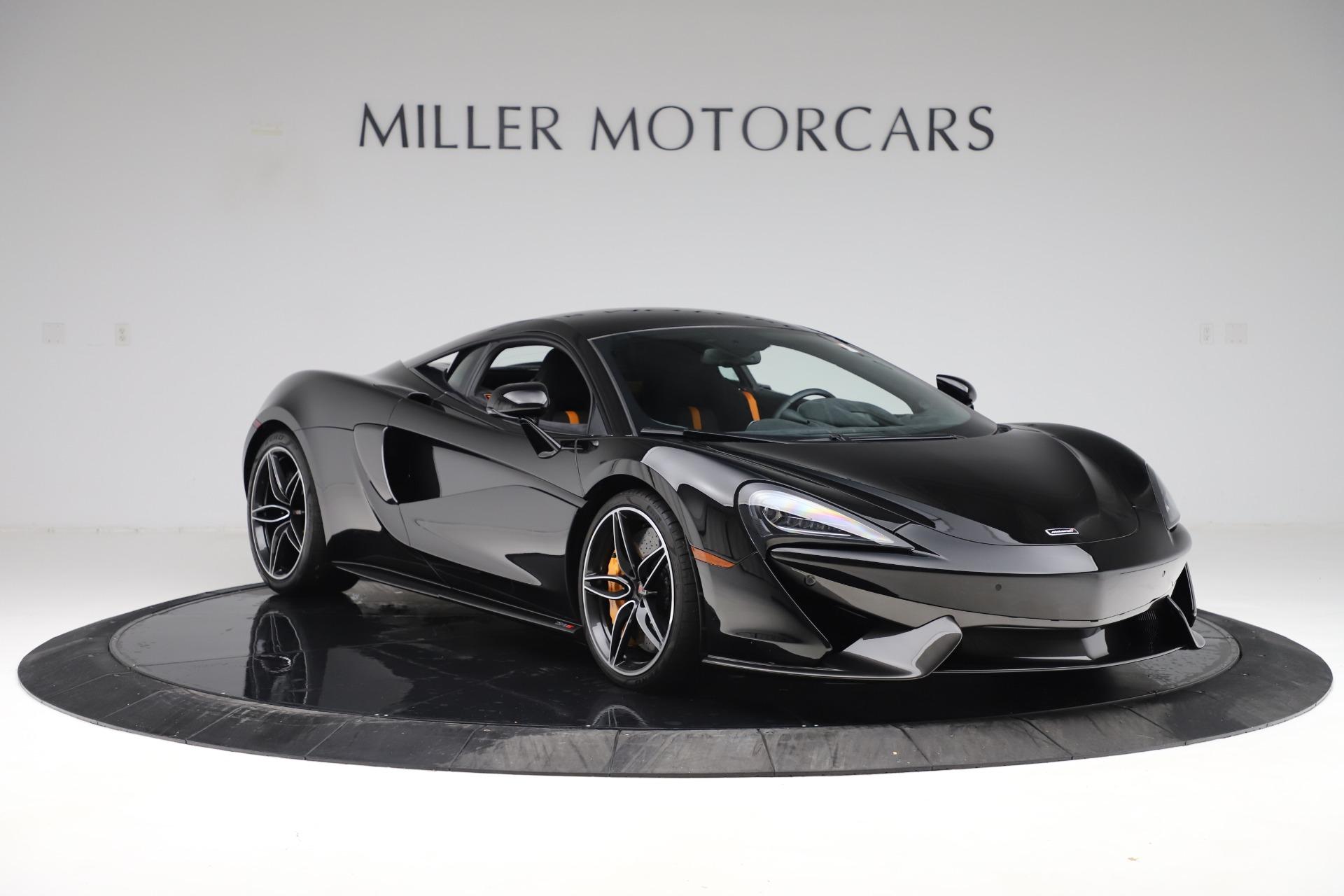 Used 2017 McLaren 570S Coupe For Sale In Westport, CT 3503_p10