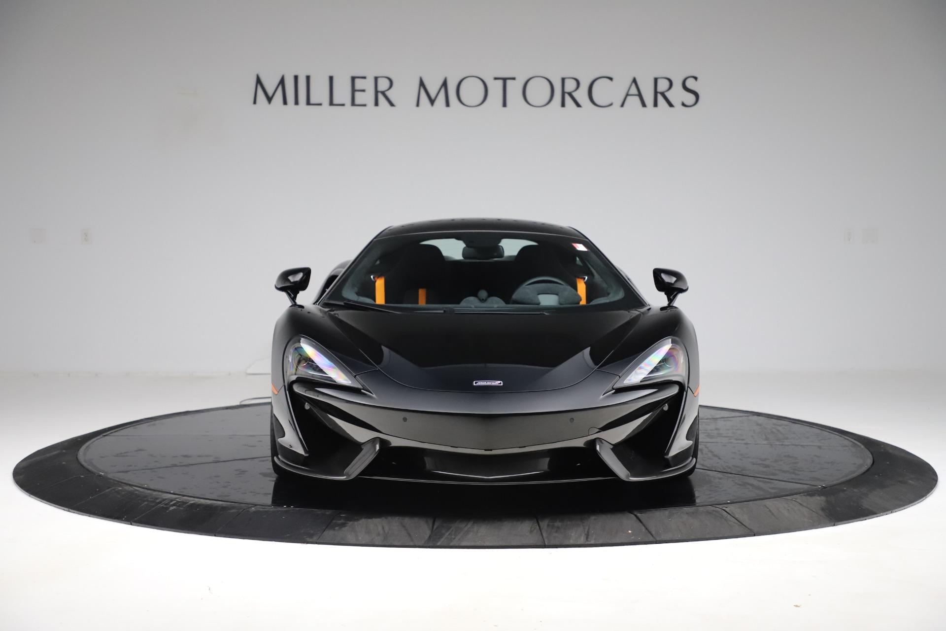 Used 2017 McLaren 570S Coupe For Sale In Westport, CT 3503_p11