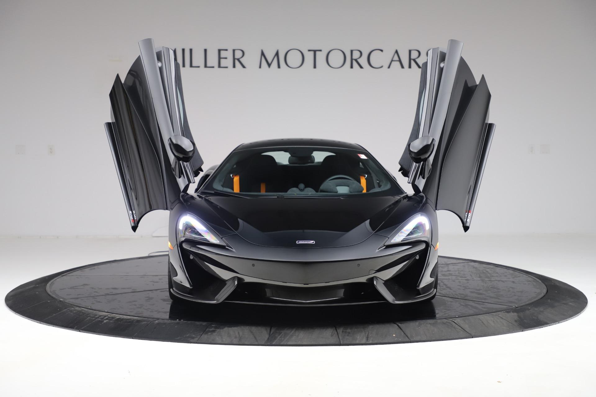 Used 2017 McLaren 570S Coupe For Sale In Westport, CT 3503_p12