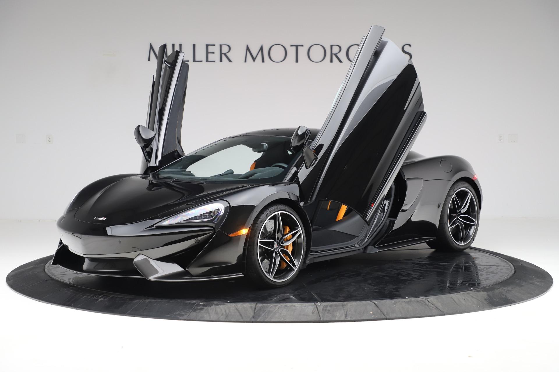 Used 2017 McLaren 570S Coupe For Sale In Westport, CT 3503_p13