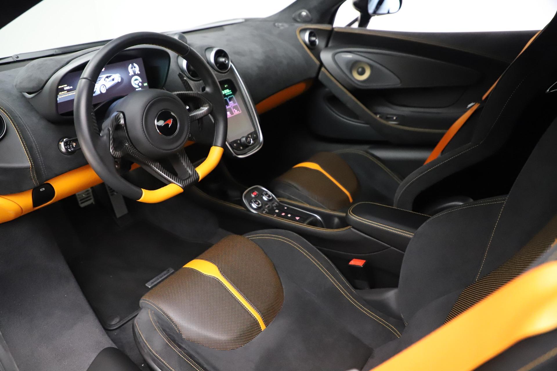 Used 2017 McLaren 570S Coupe For Sale In Westport, CT 3503_p16