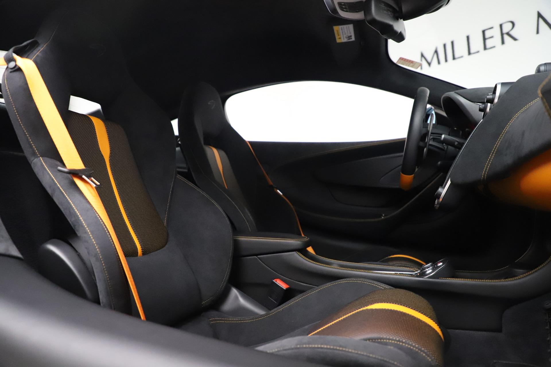 Used 2017 McLaren 570S Coupe For Sale In Westport, CT 3503_p21