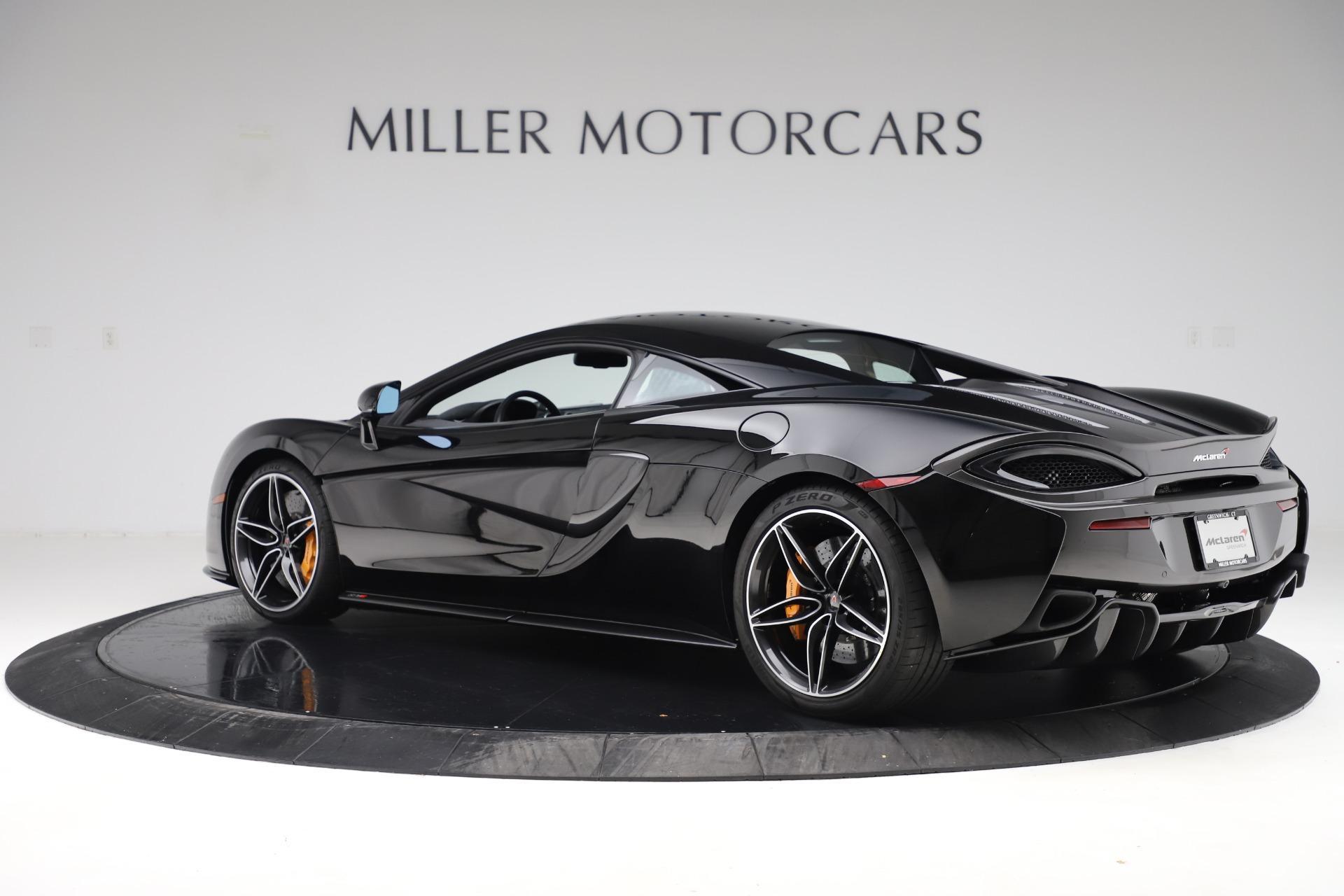 Used 2017 McLaren 570S Coupe For Sale In Westport, CT 3503_p3