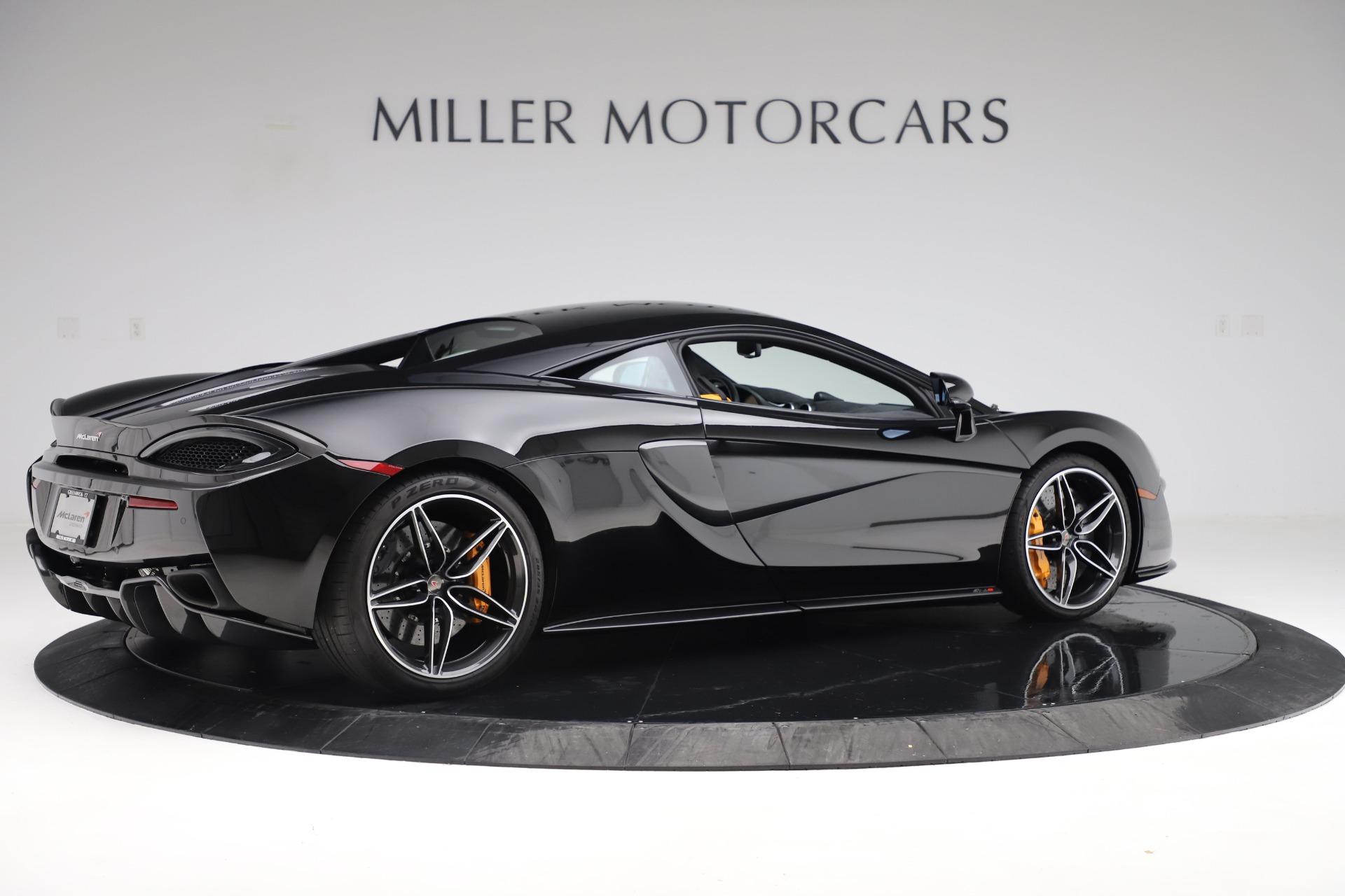 Used 2017 McLaren 570S Coupe For Sale In Westport, CT 3503_p7
