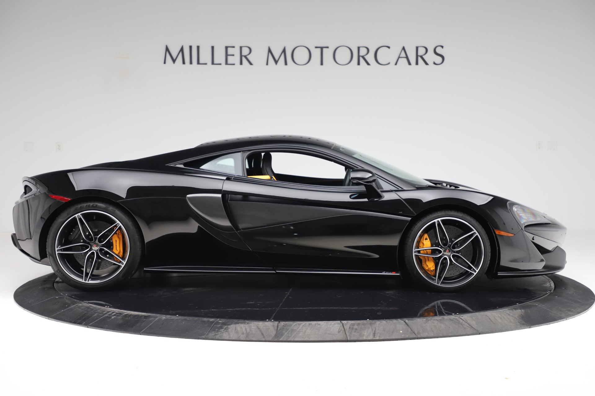 Used 2017 McLaren 570S Coupe For Sale In Westport, CT 3503_p8
