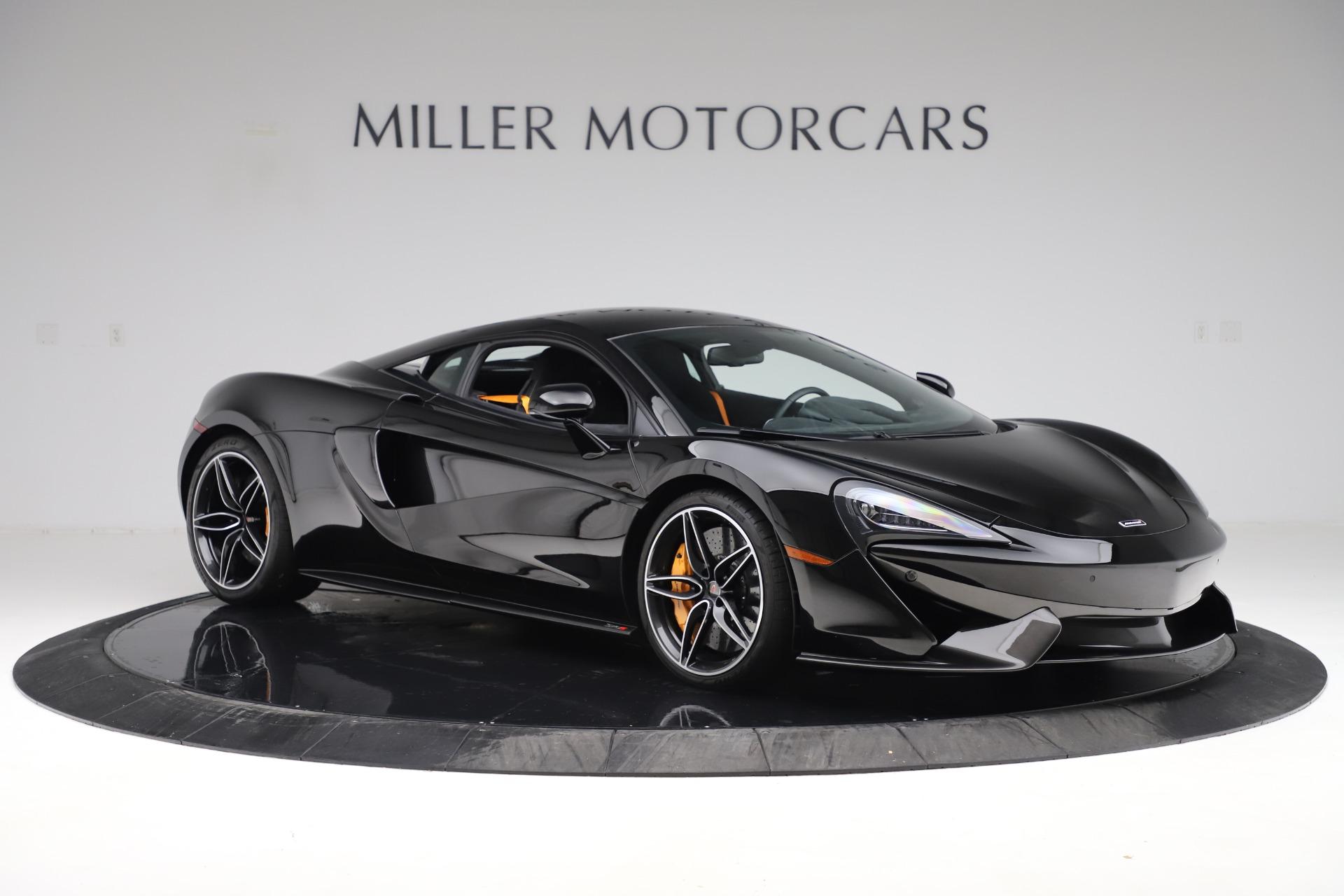 Used 2017 McLaren 570S Coupe For Sale In Westport, CT 3503_p9
