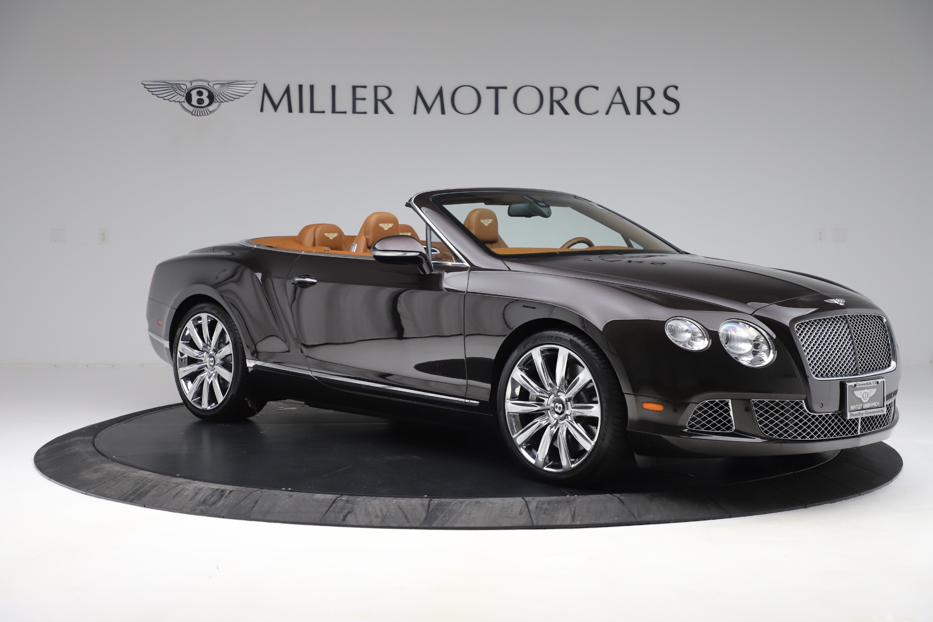 Used 2013 Bentley Continental GT W12 For Sale In Westport, CT 3505_p10