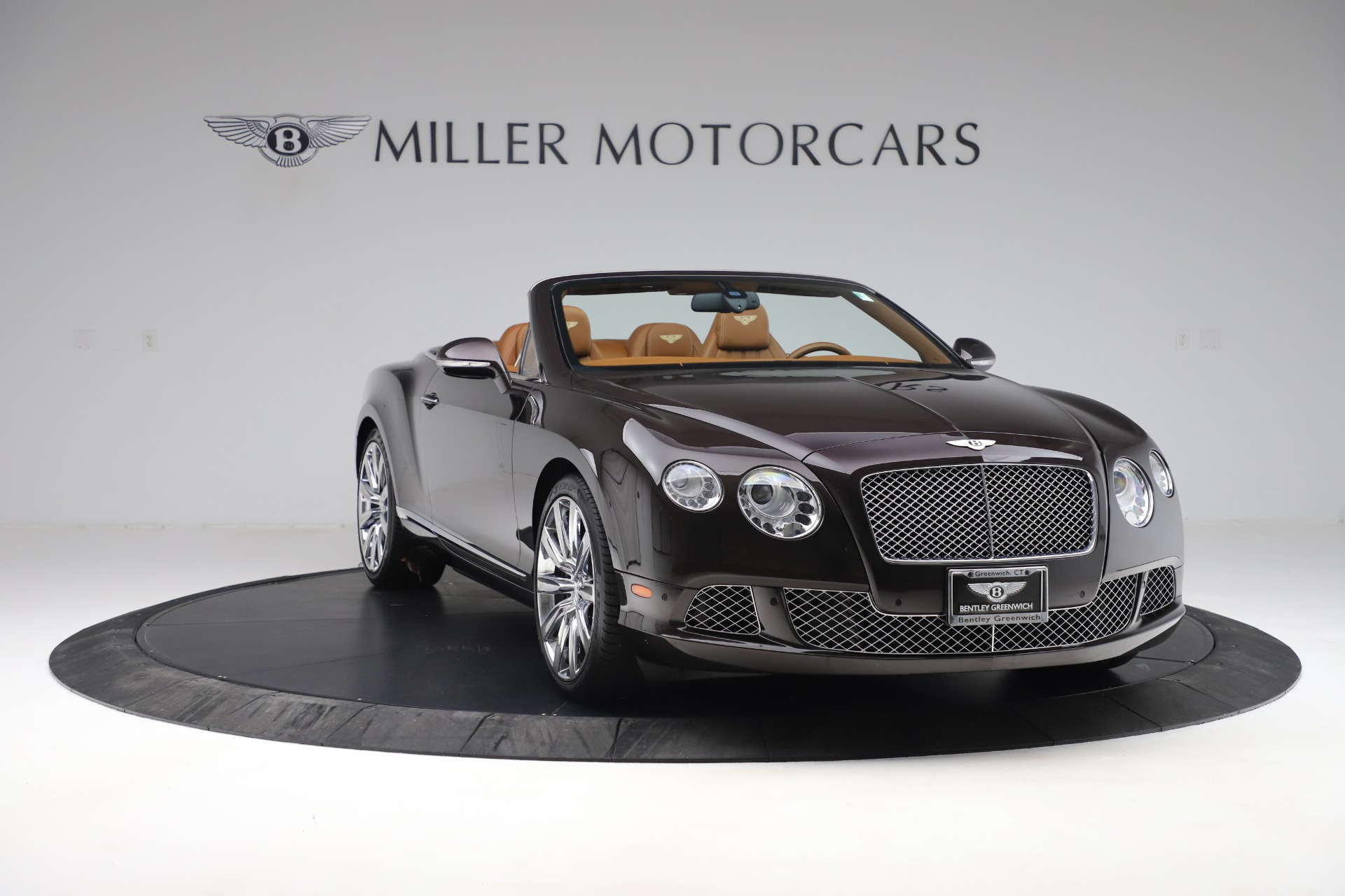 Used 2013 Bentley Continental GT W12 For Sale In Westport, CT 3505_p11