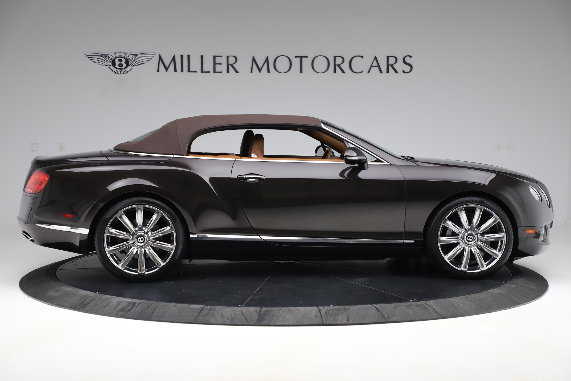 Used 2013 Bentley Continental GT W12 For Sale In Westport, CT 3505_p17