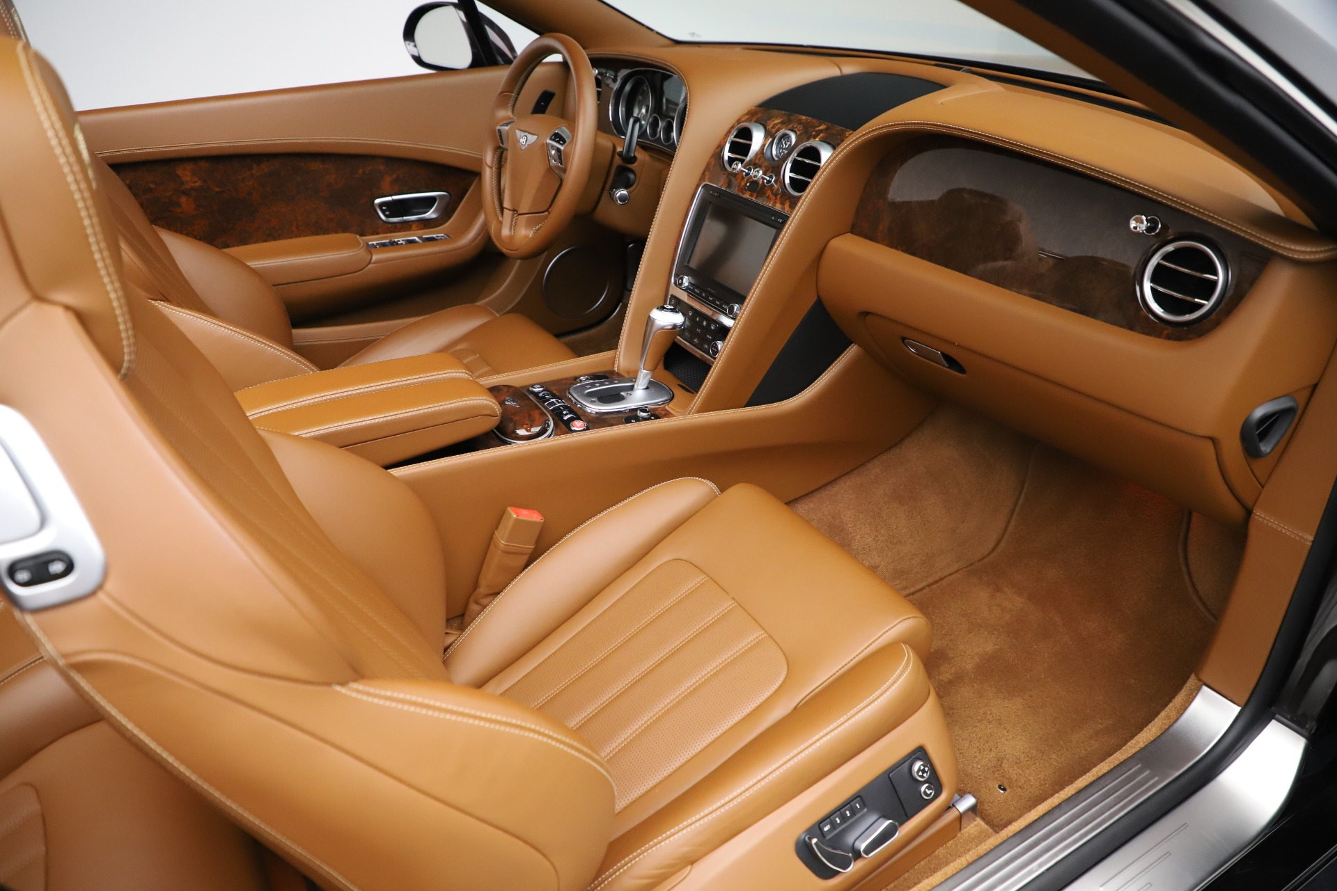 Used 2013 Bentley Continental GT W12 For Sale In Westport, CT 3505_p31