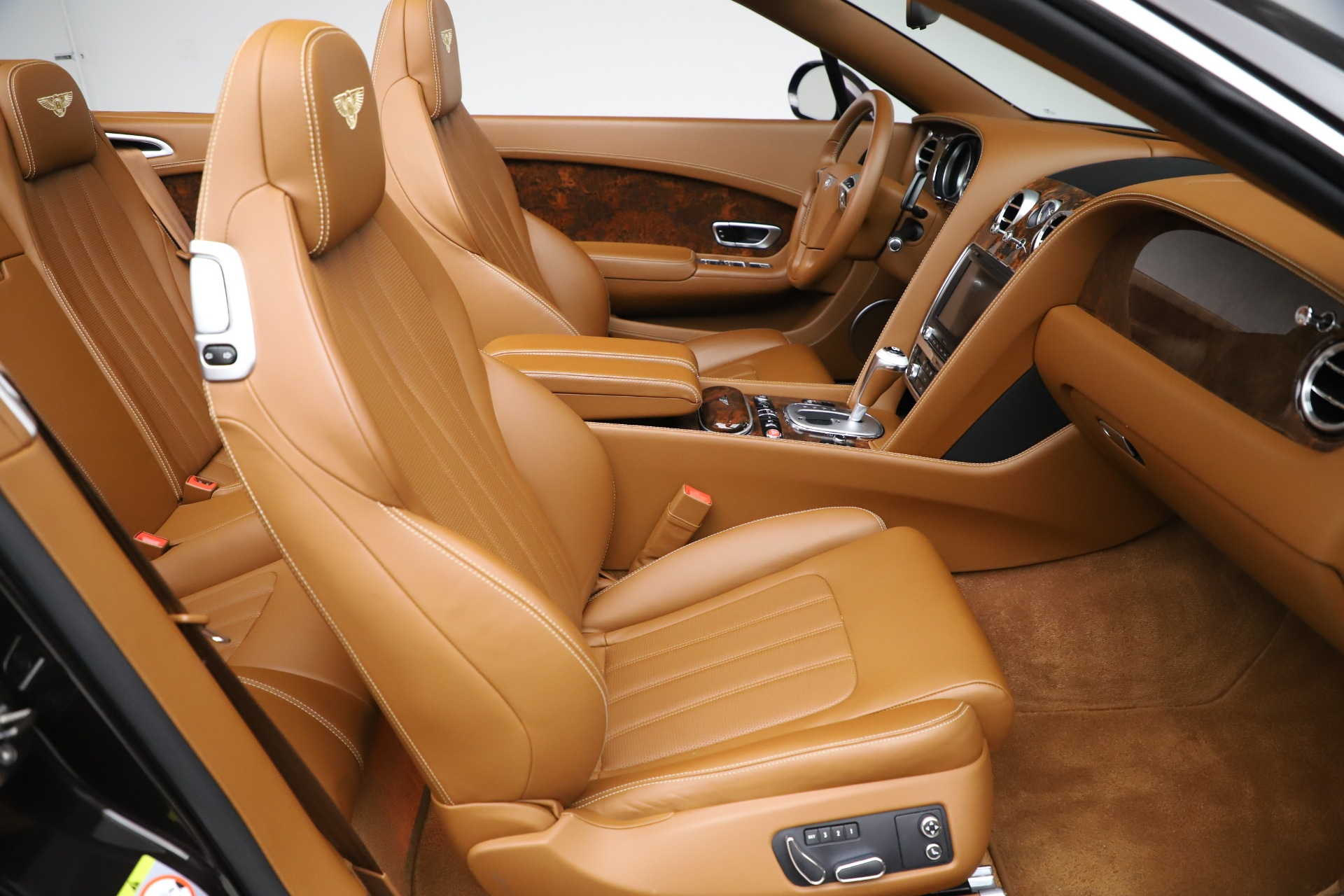 Used 2013 Bentley Continental GT W12 For Sale In Westport, CT 3505_p32