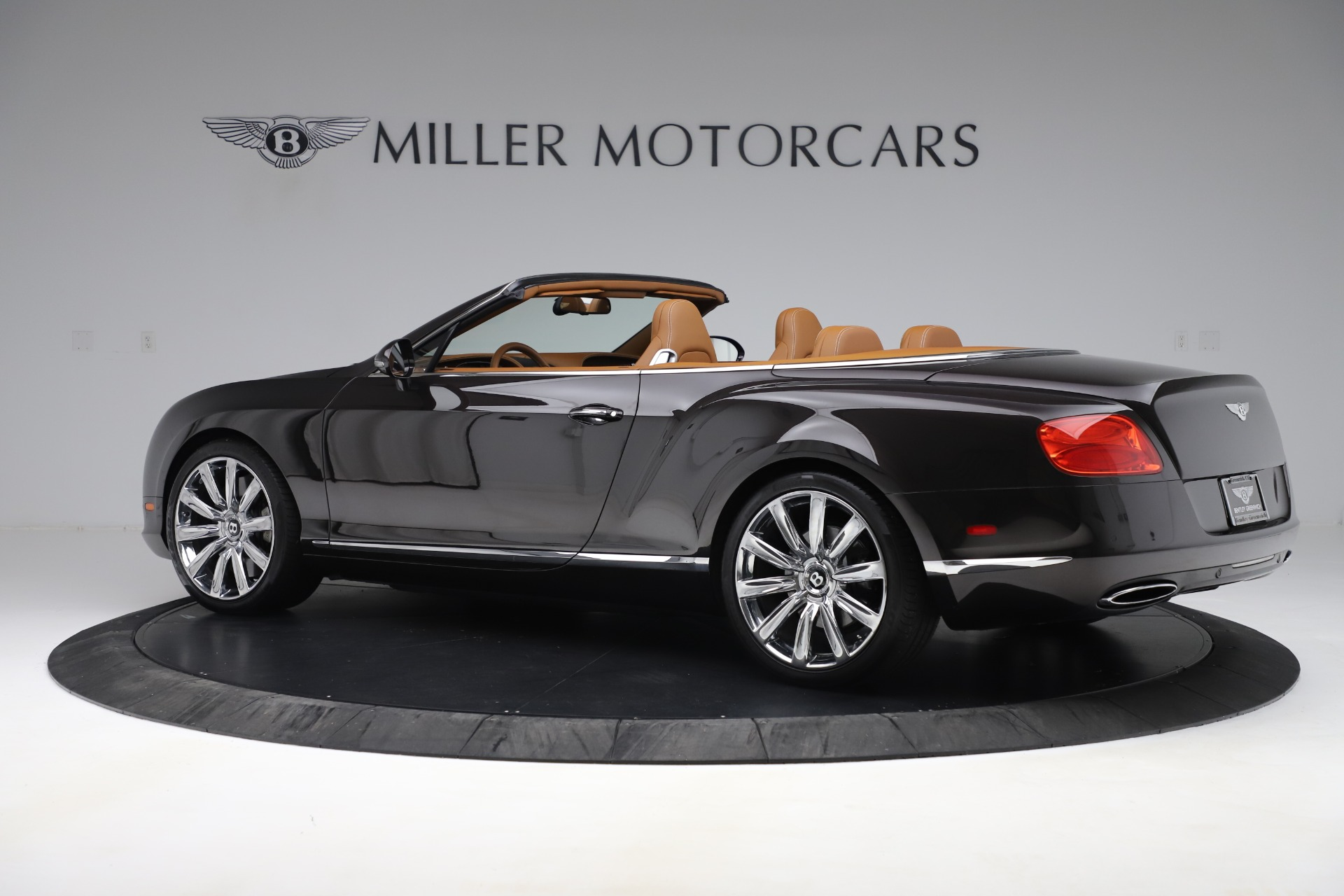 Used 2013 Bentley Continental GT W12 For Sale In Westport, CT 3505_p4