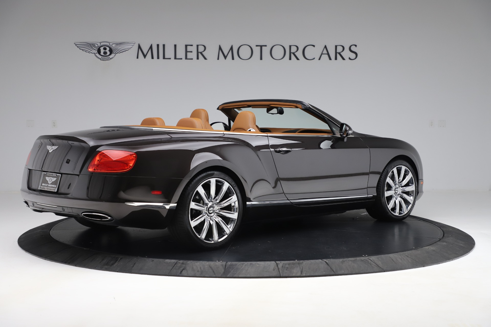 Used 2013 Bentley Continental GT W12 For Sale In Westport, CT 3505_p8