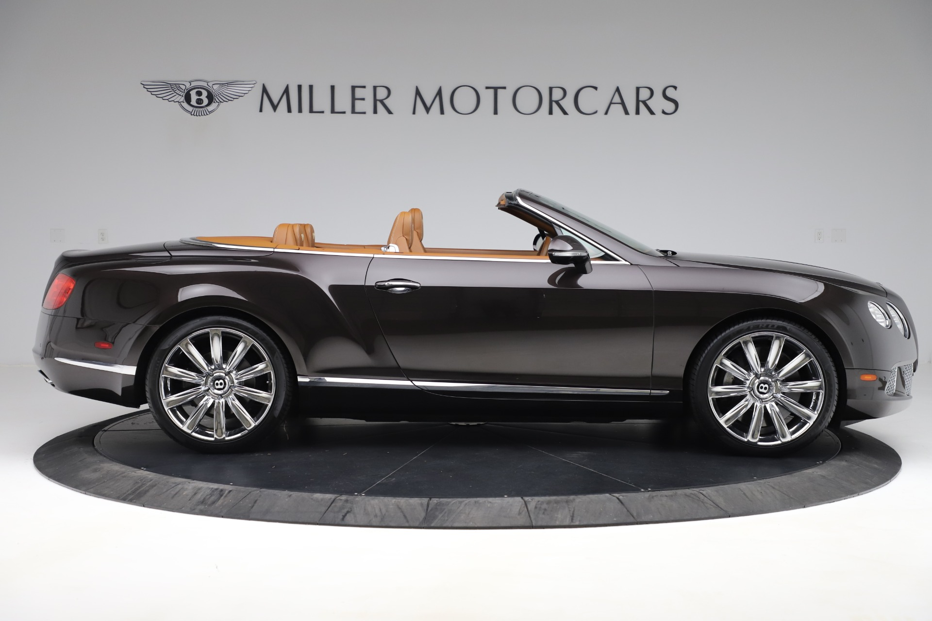 Used 2013 Bentley Continental GT W12 For Sale In Westport, CT 3505_p9