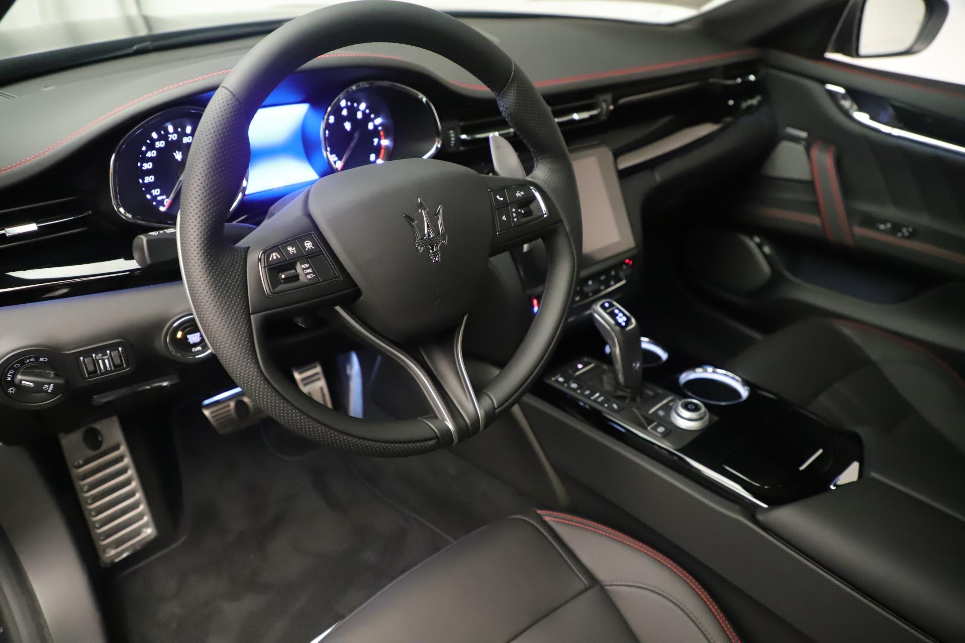 New 2019 Maserati Quattroporte S Q4 GranSport For Sale In Westport, CT 3507_p13