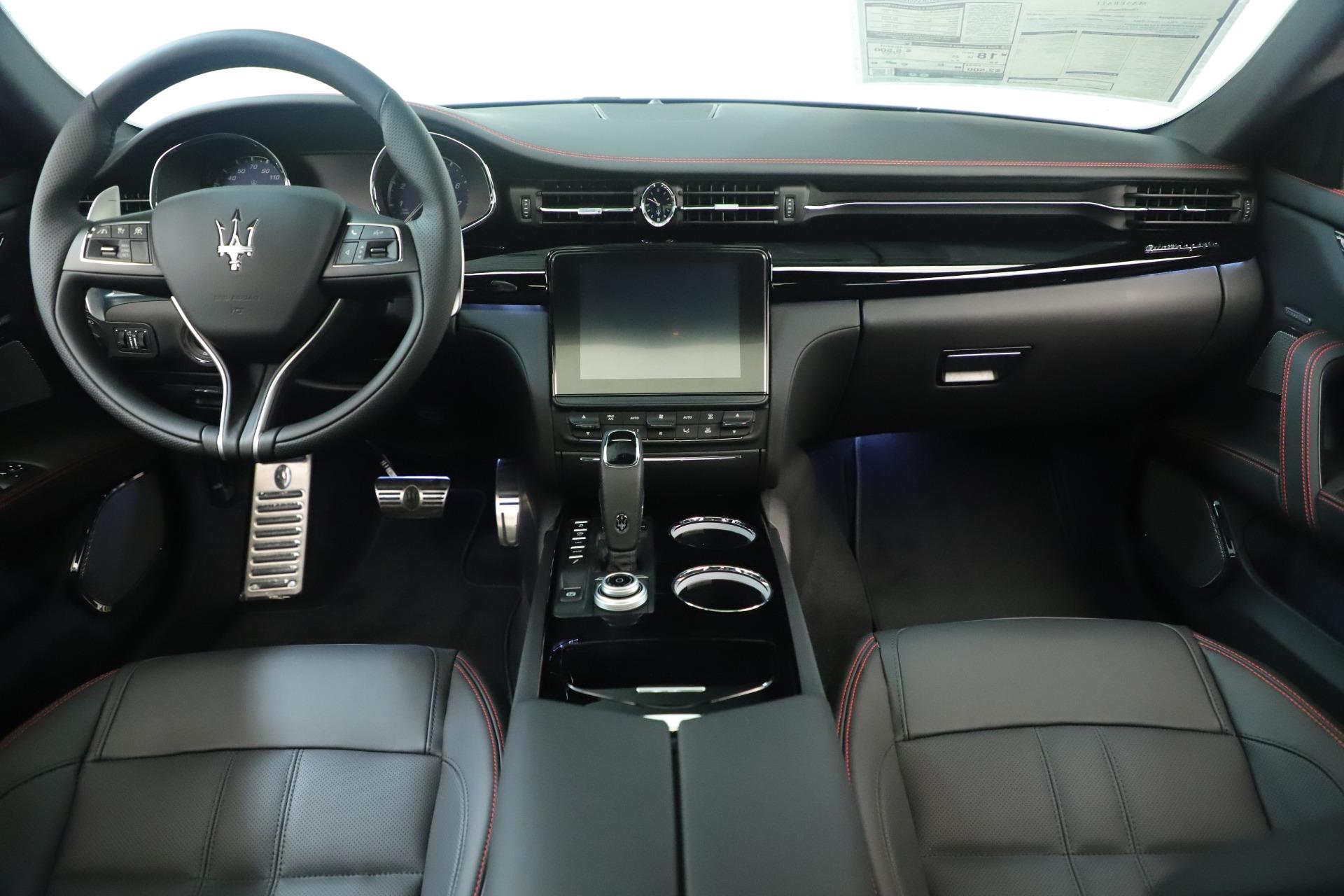 New 2019 Maserati Quattroporte S Q4 GranSport For Sale In Westport, CT 3507_p16