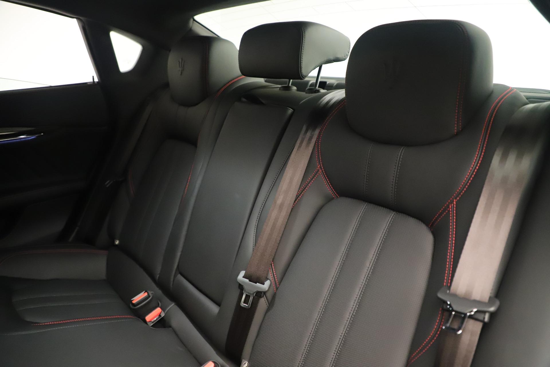New 2019 Maserati Quattroporte S Q4 GranSport For Sale In Westport, CT 3507_p18